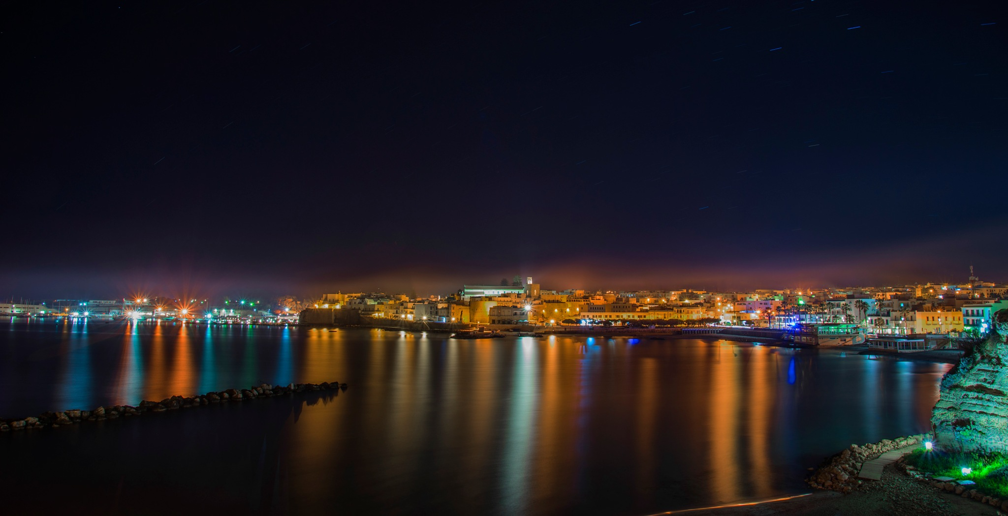Otranto by Night by NicoSebaste