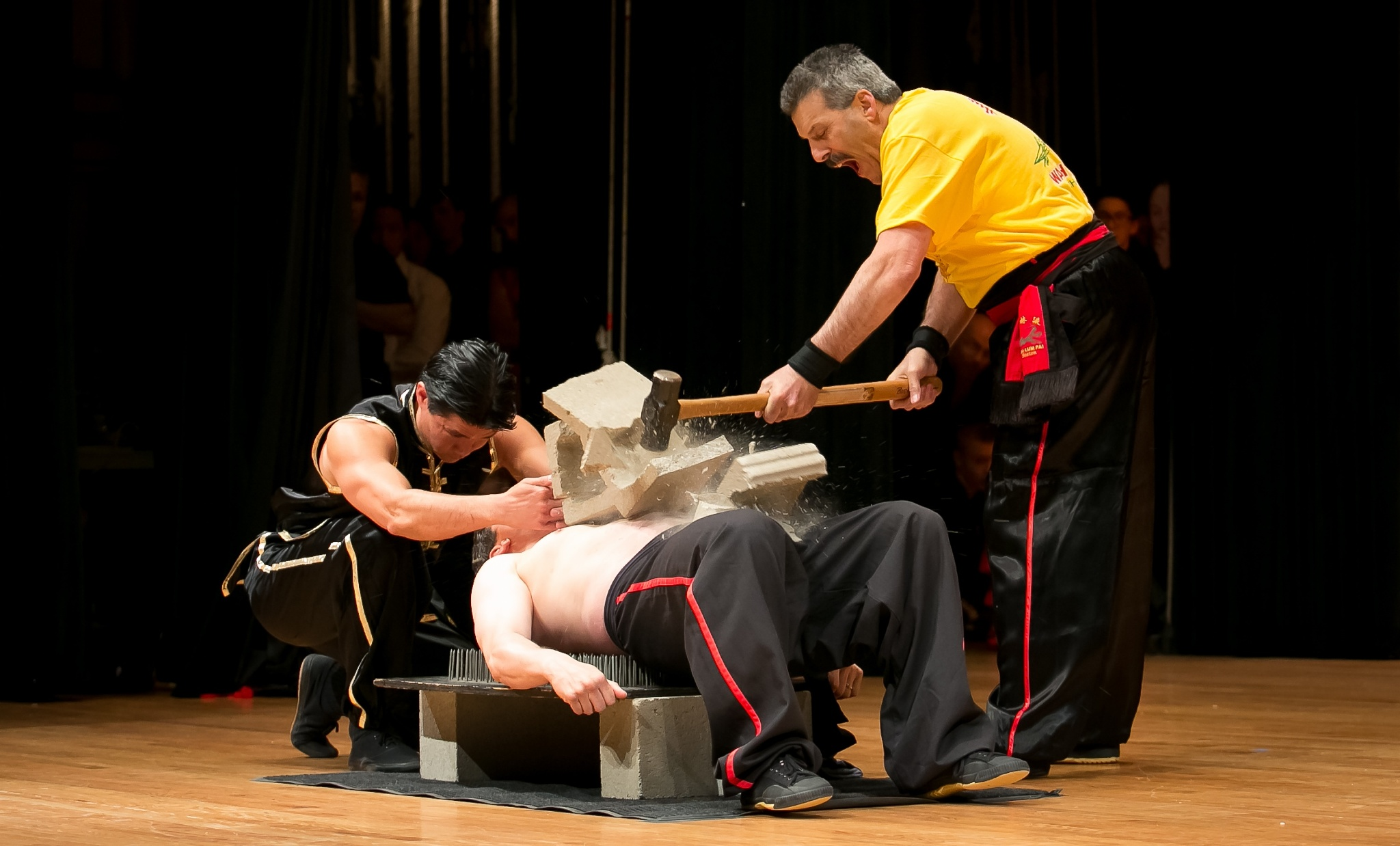 Kung Fu Master by Cary Chu