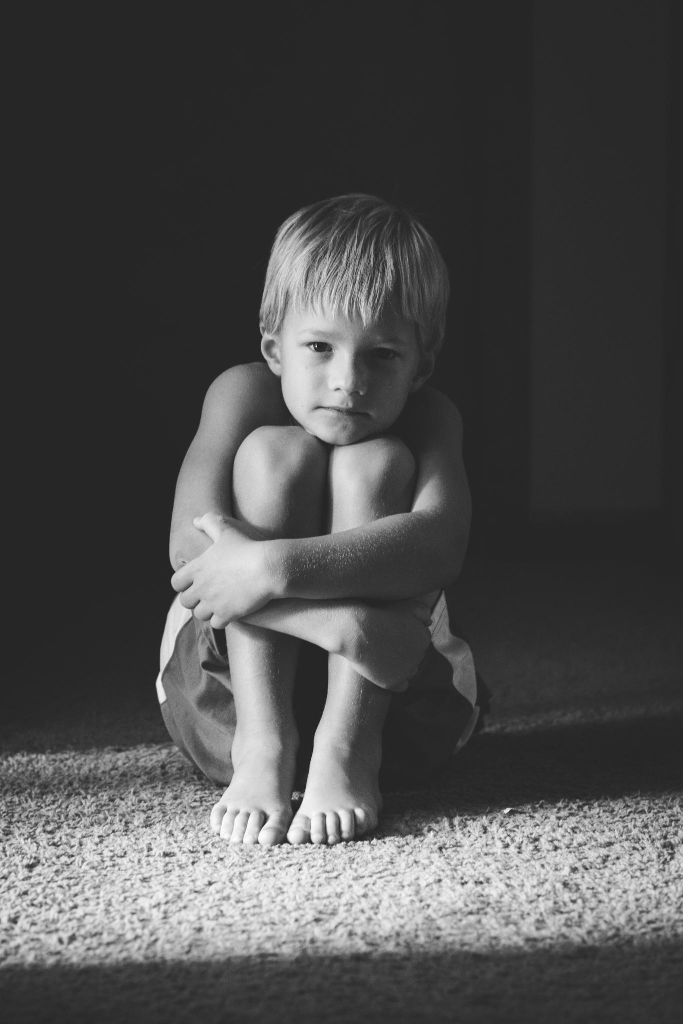 A Boy by Michelle Peterson