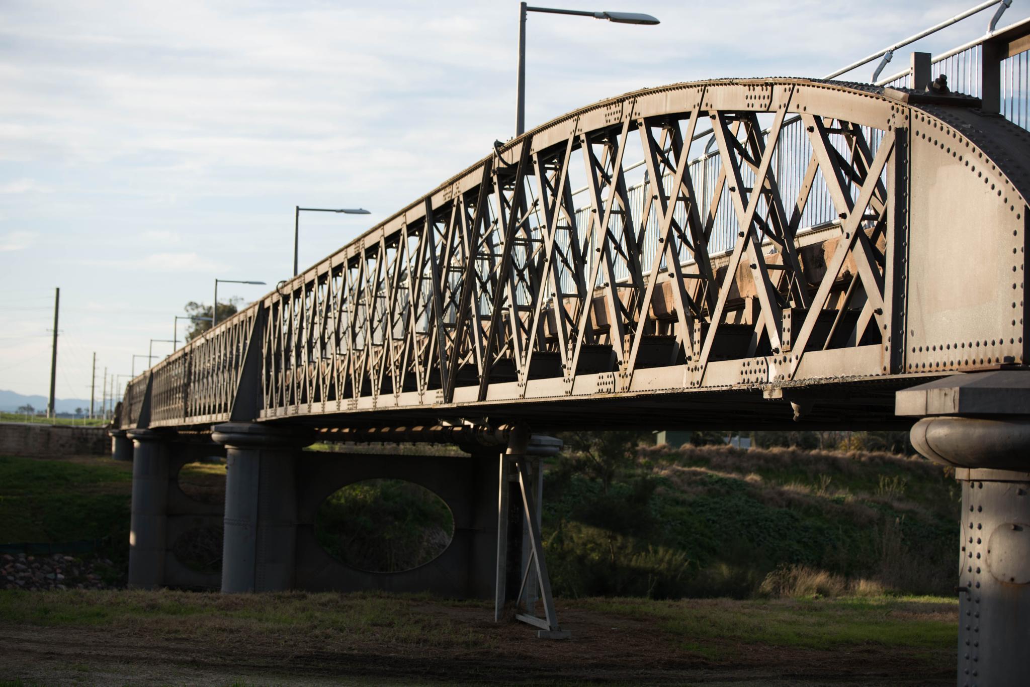 Old Aberdeen Bridge by Karl Neuman
