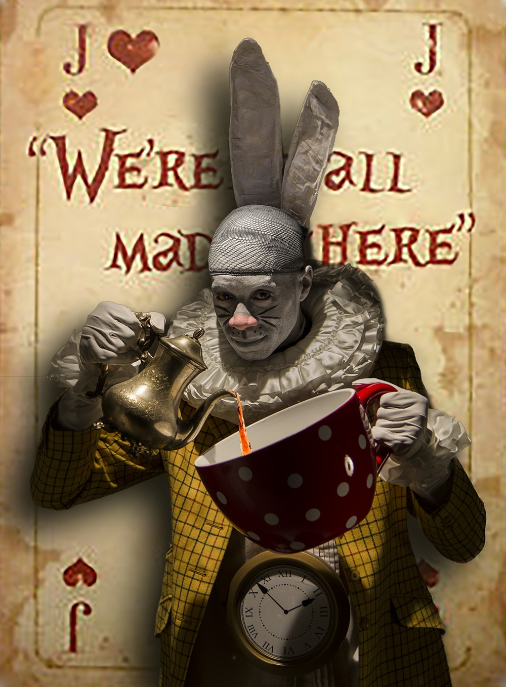 We're all mad here by metallipaul