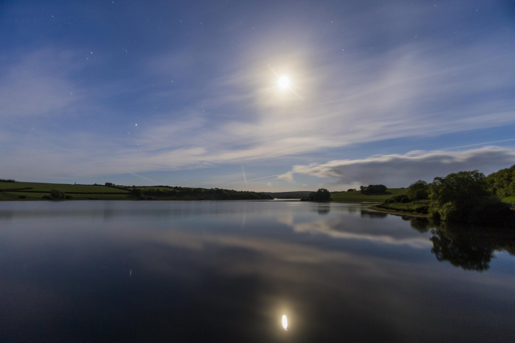 Moon River by metallipaul