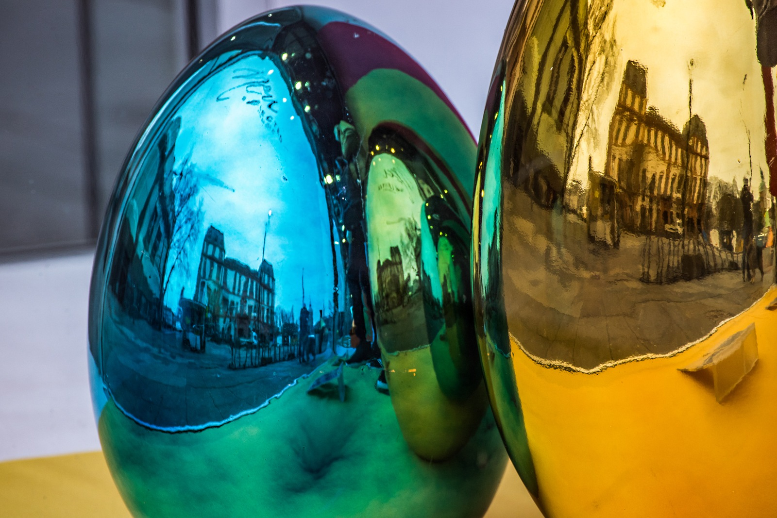 Reflections by karlvock