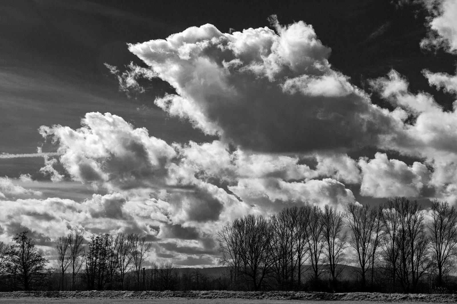 Clouds by karlvock