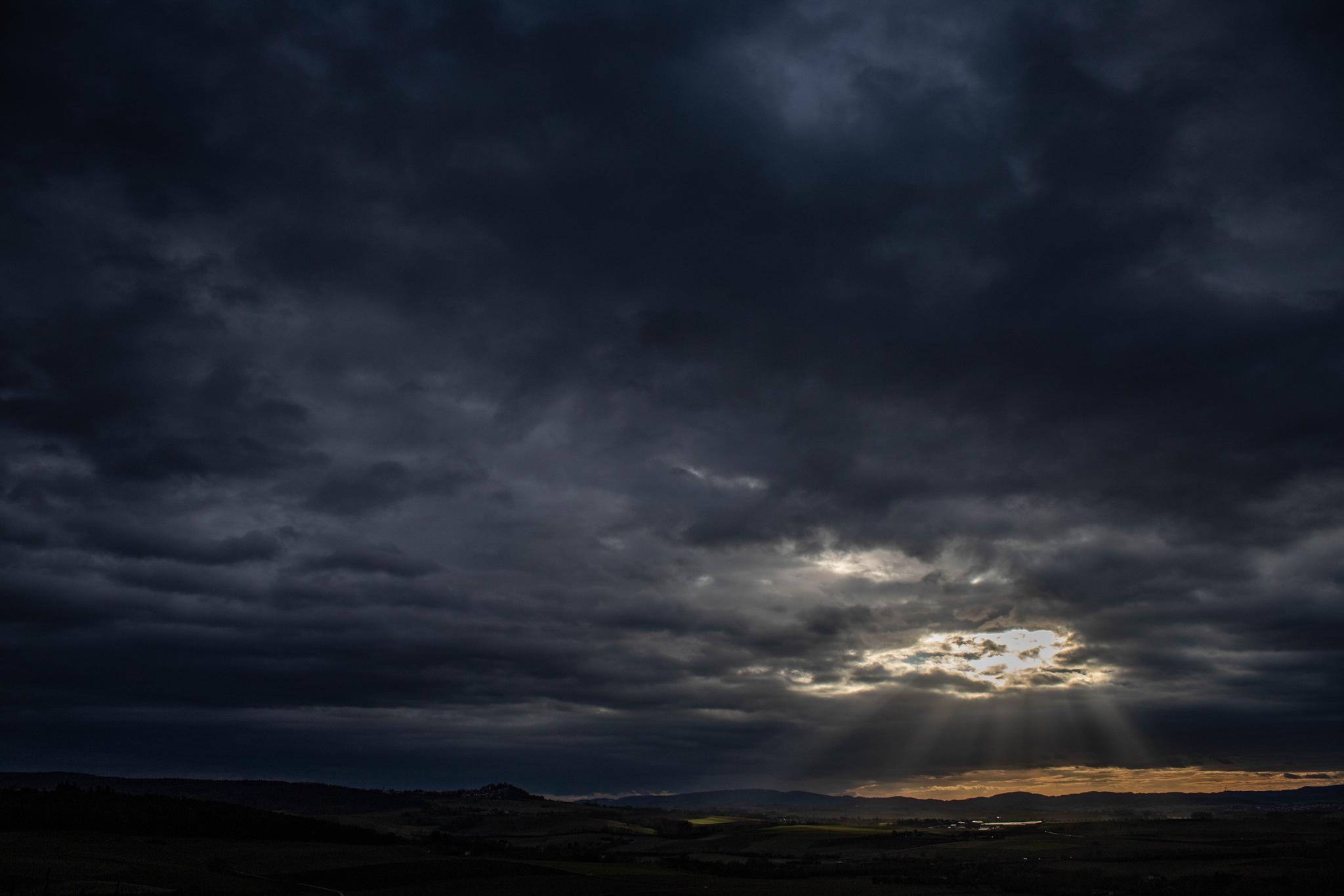 Sunset by karlvock