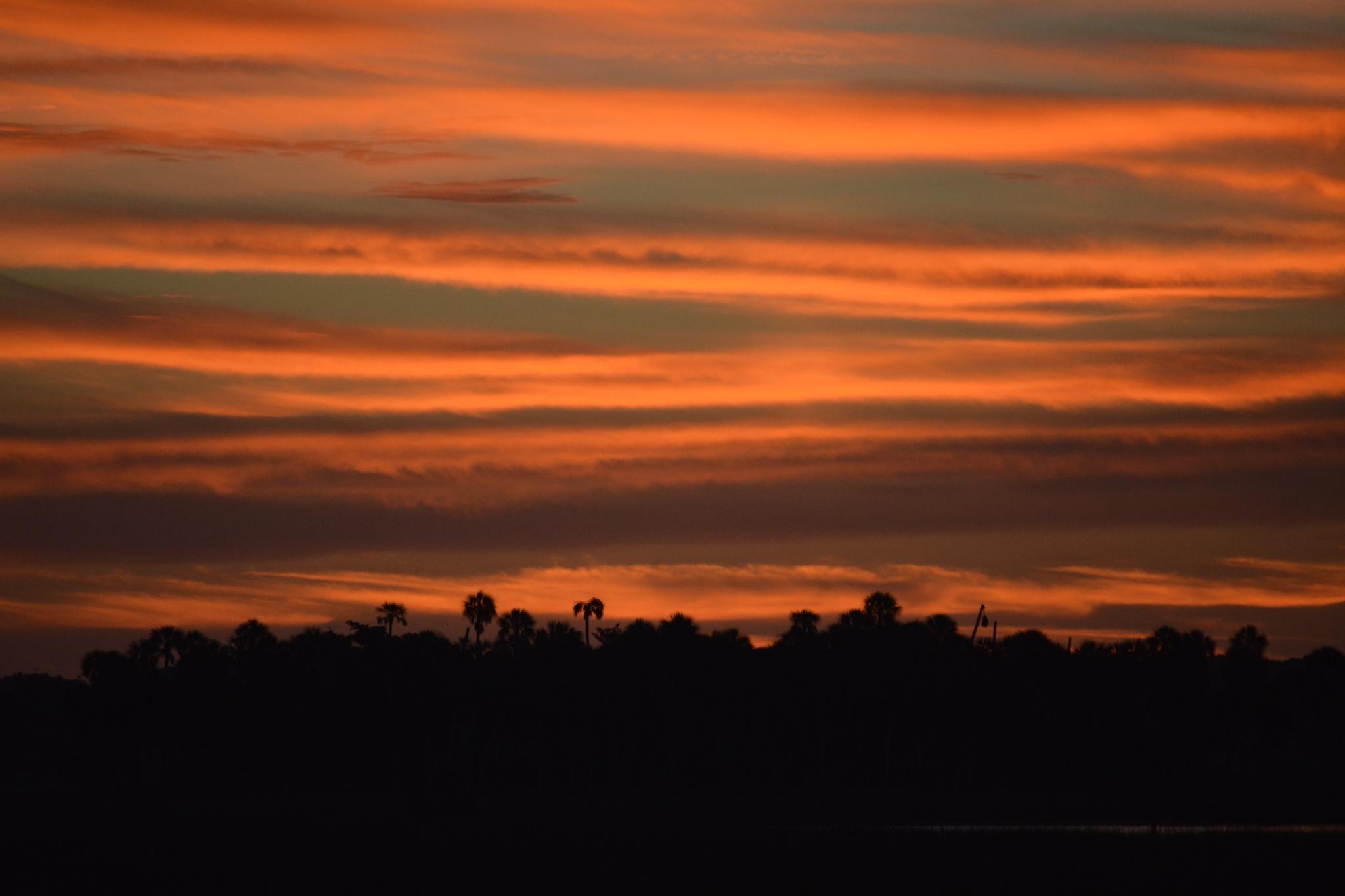 Before sunrise by rayzicakes
