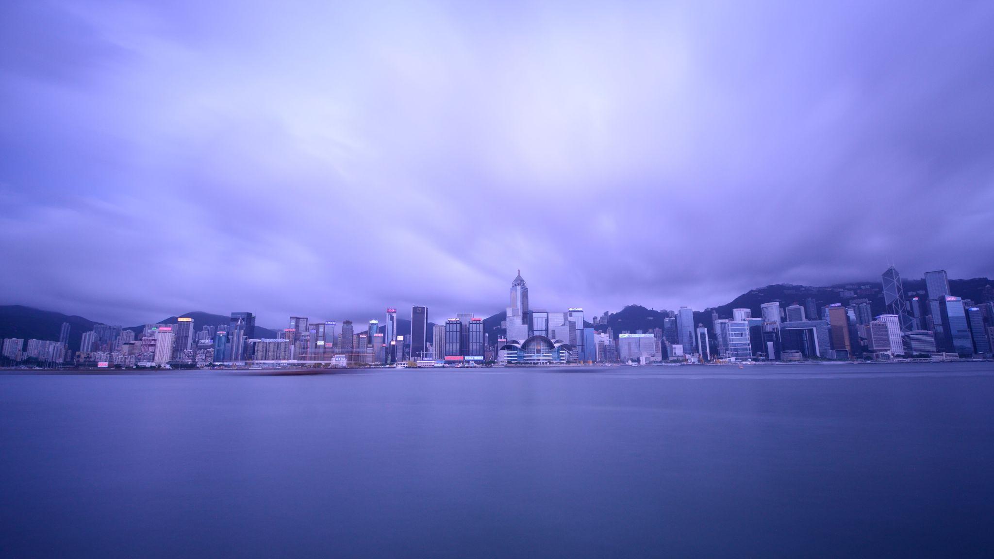 Hong Kong by Yulius