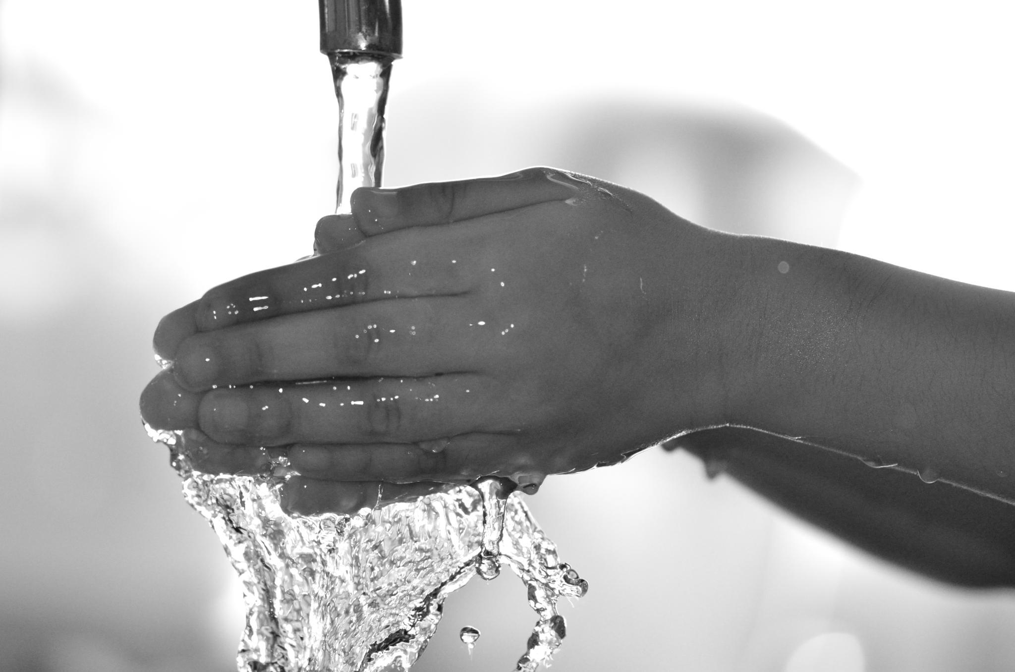 Wash Hands (High Key) by Yulius