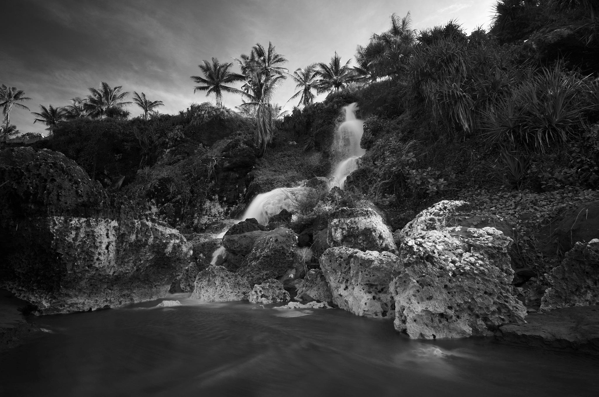 Waterfall by Yulius B Susilo