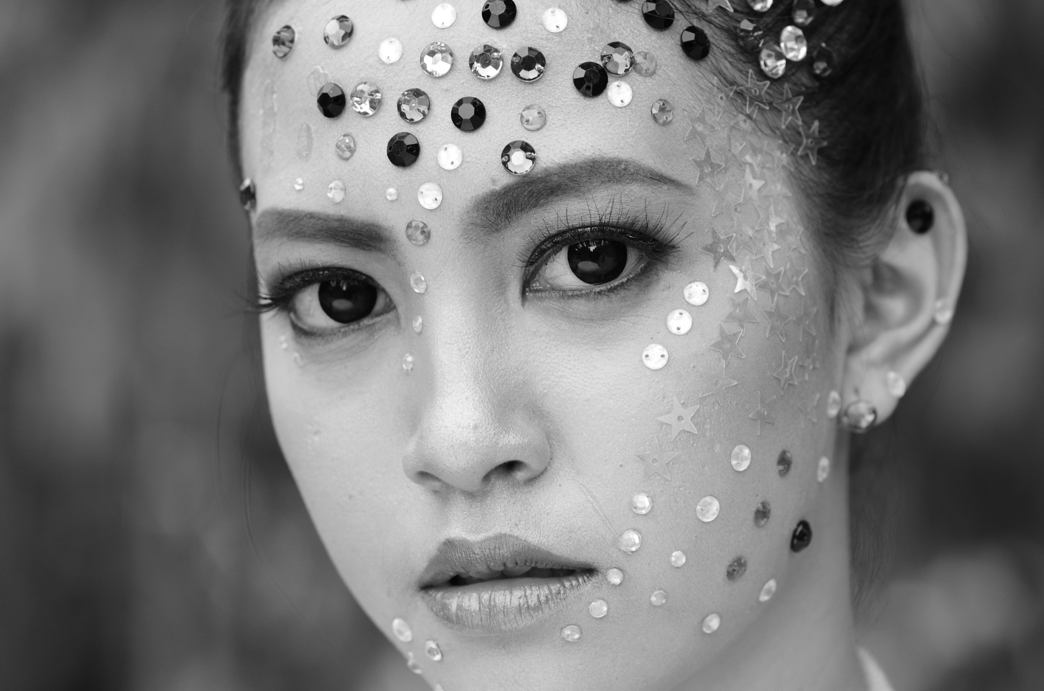 Head Shot by Yulius B Susilo