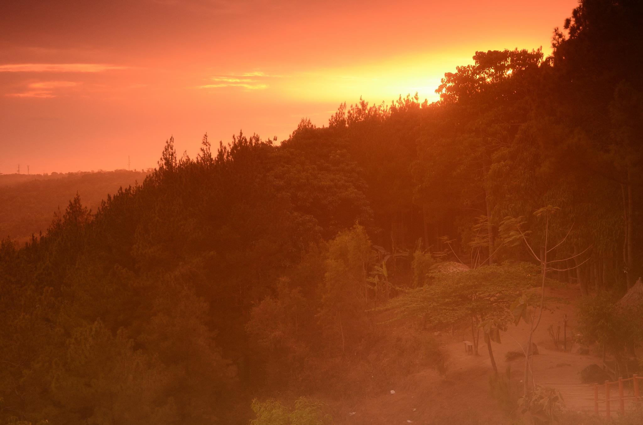 Sunrise by Yulius B Susilo
