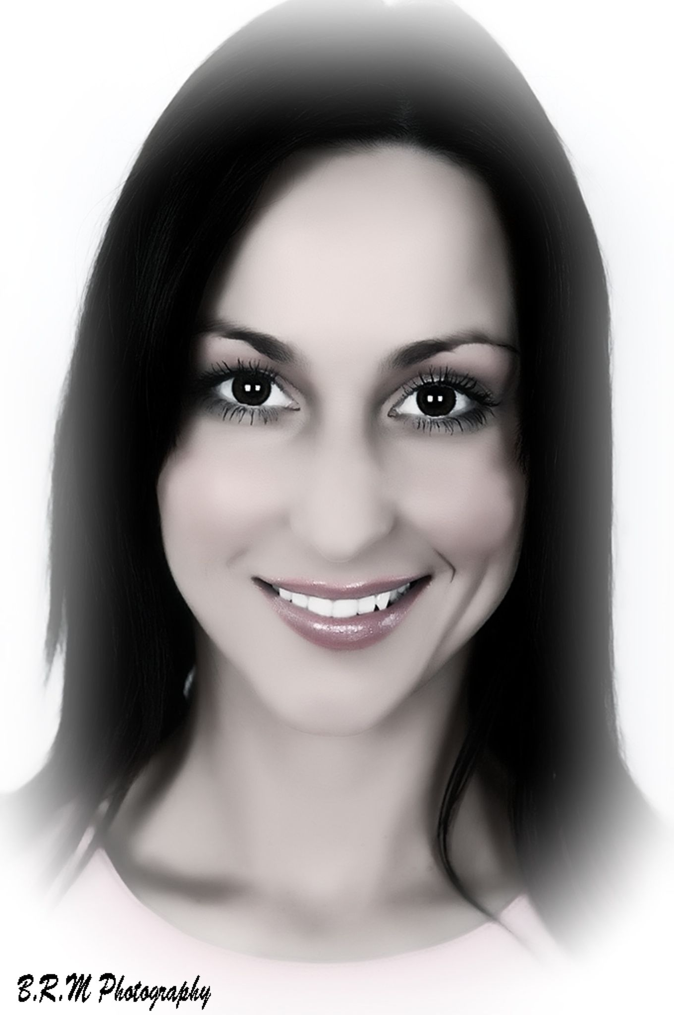 Lisa's portrait by brucemoore522066