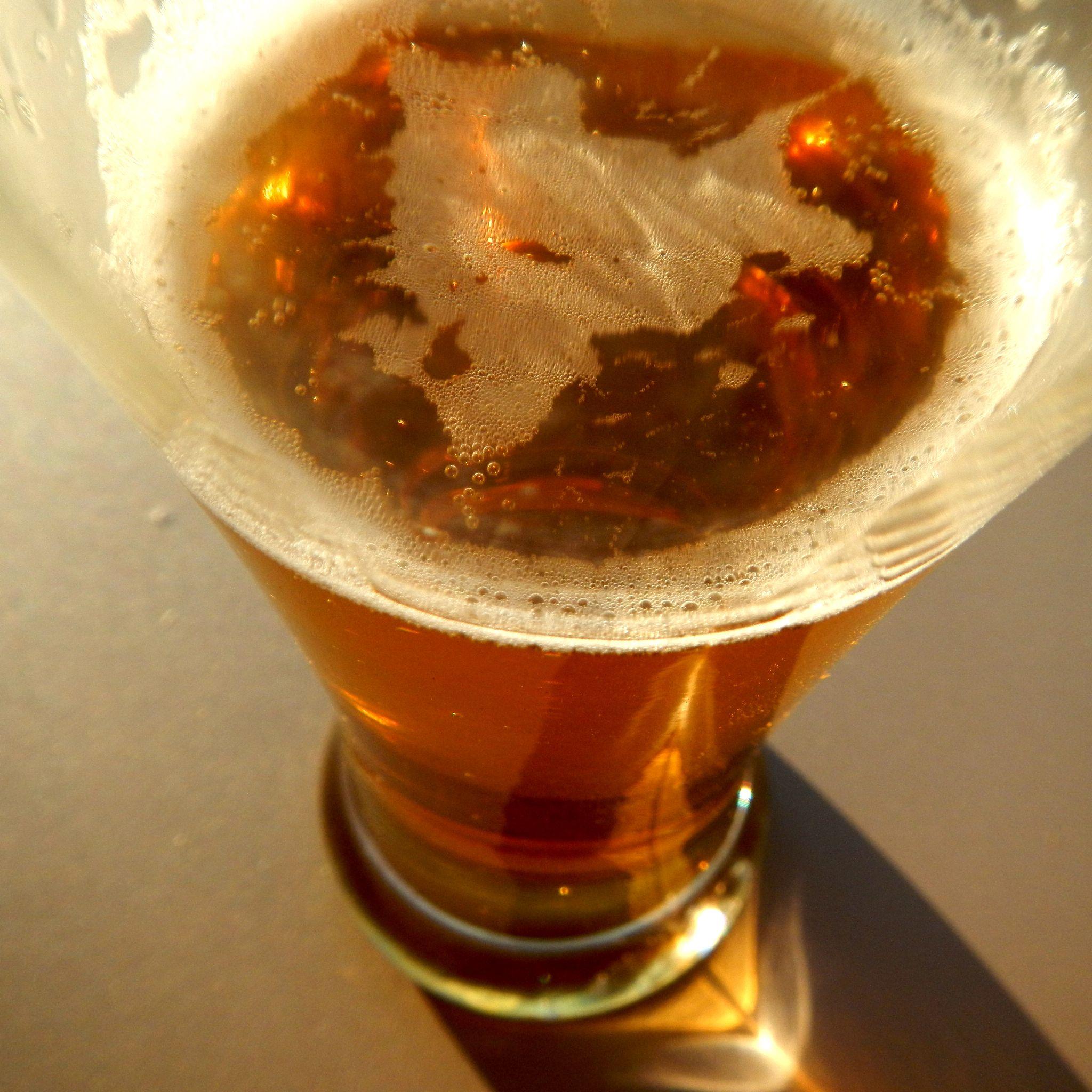 DSCN5912  beer lights  by pawel2reklewski