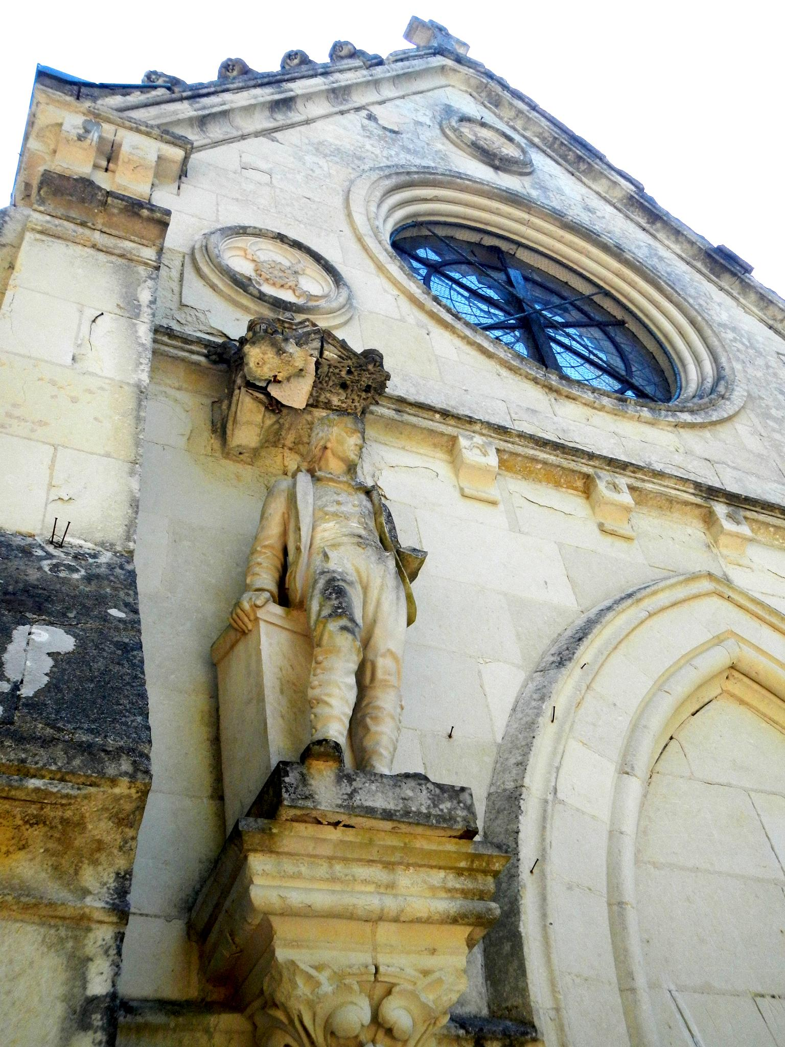 Cimetière des Martyrs, France by pawel2reklewski