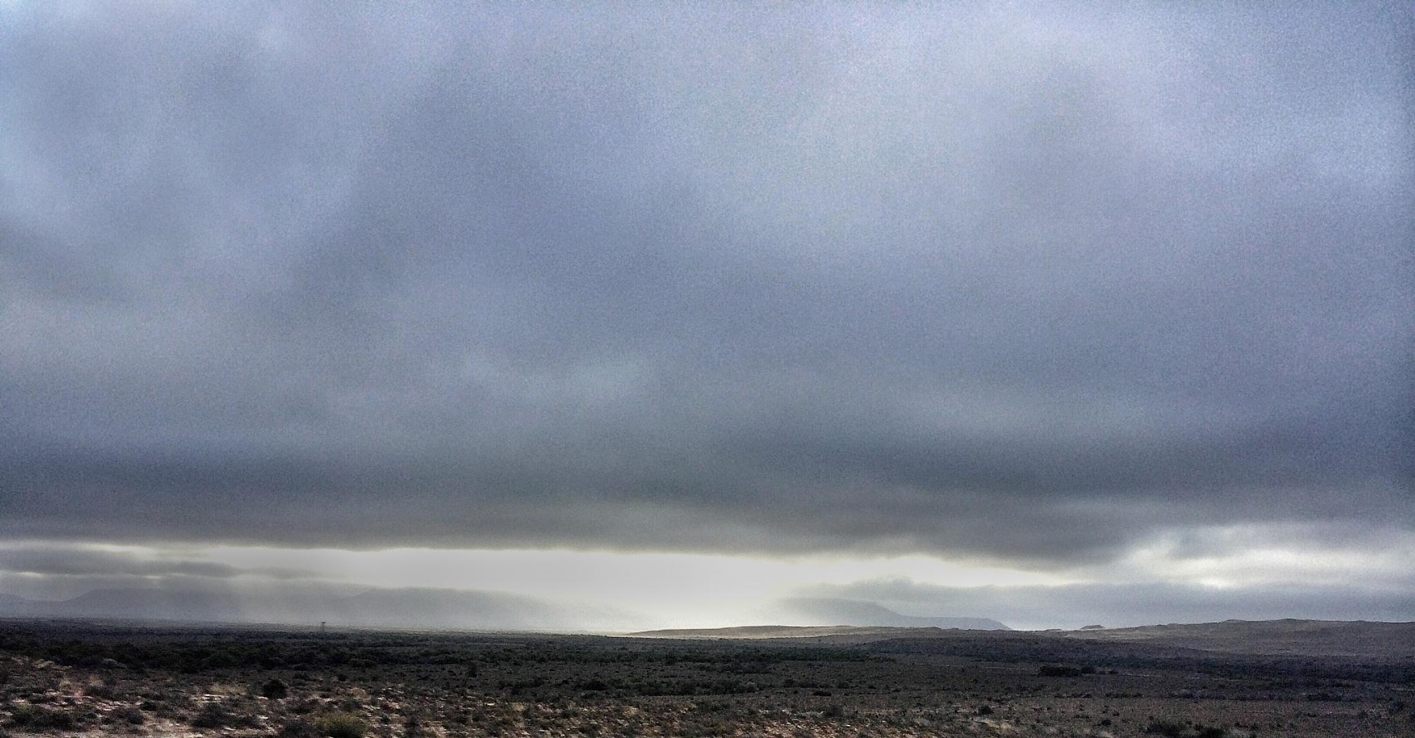 Dawn over the Karoo by Martha van der Westhuizen