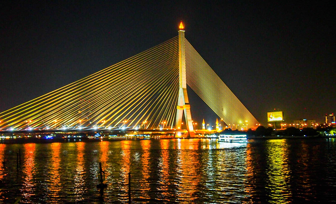 gorgeous bridge by Kumical
