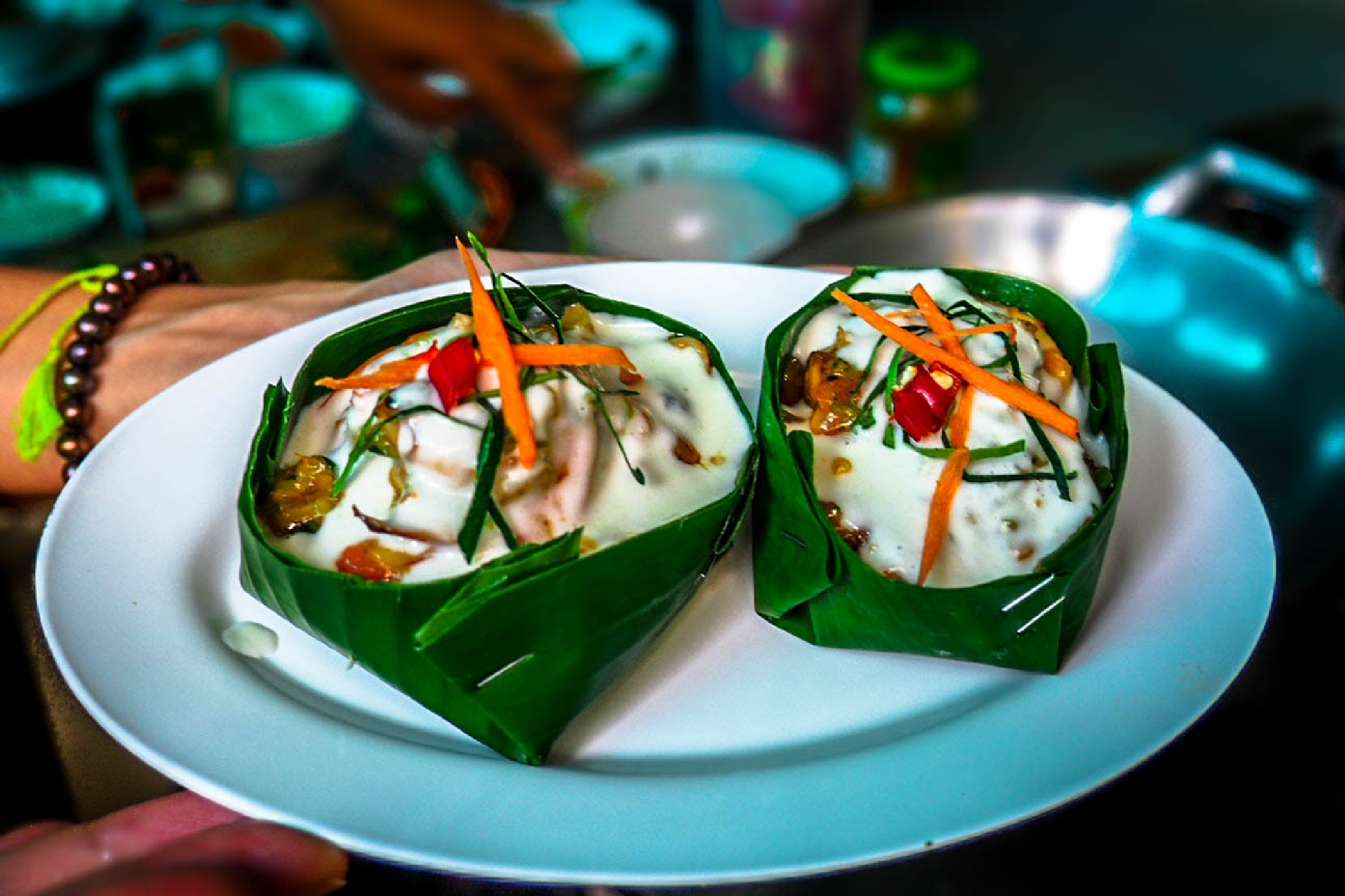 Bon Appetit ! again .. Homok Thaifood x by Kumical