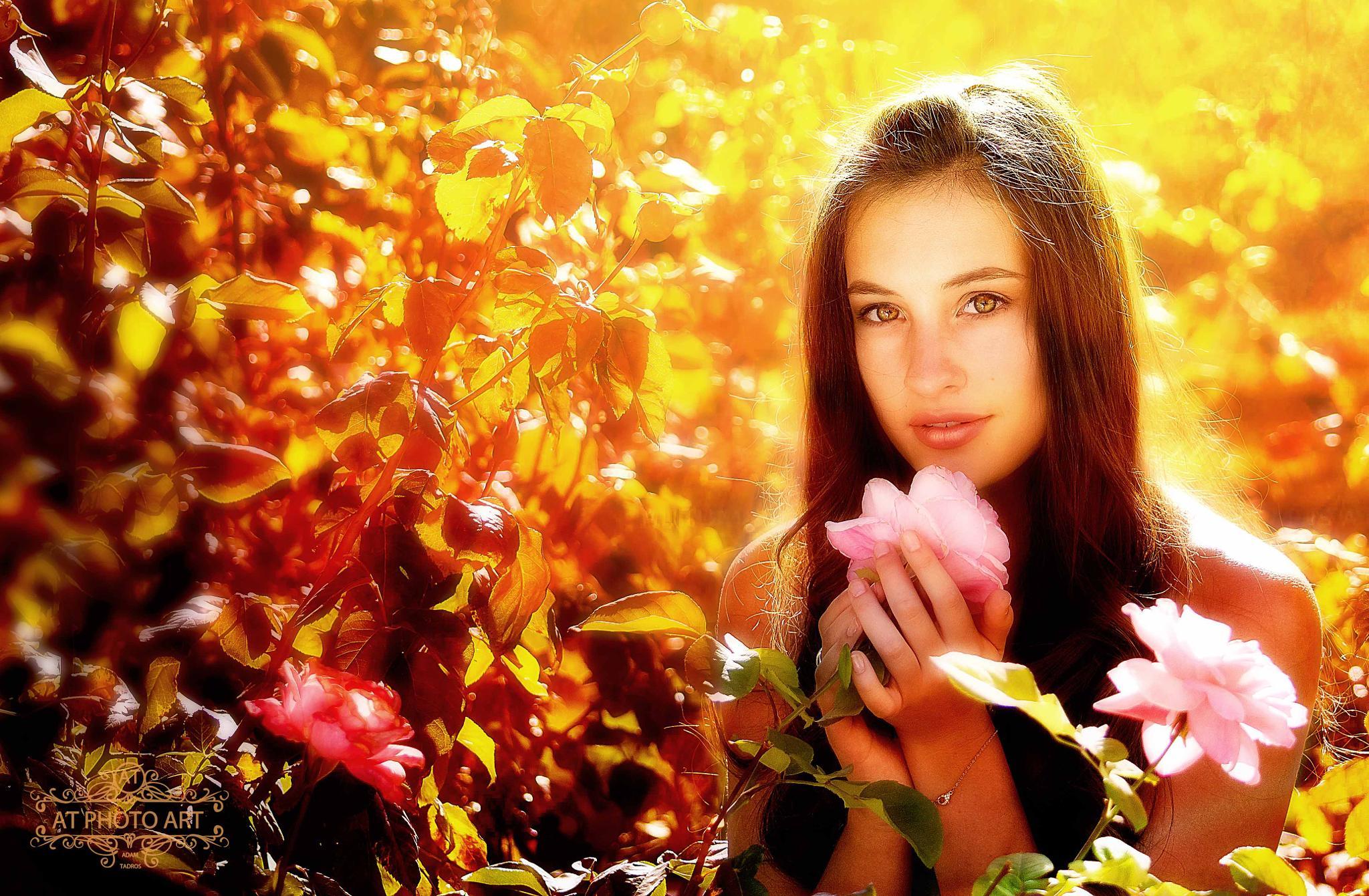 Flowers by AdamArt