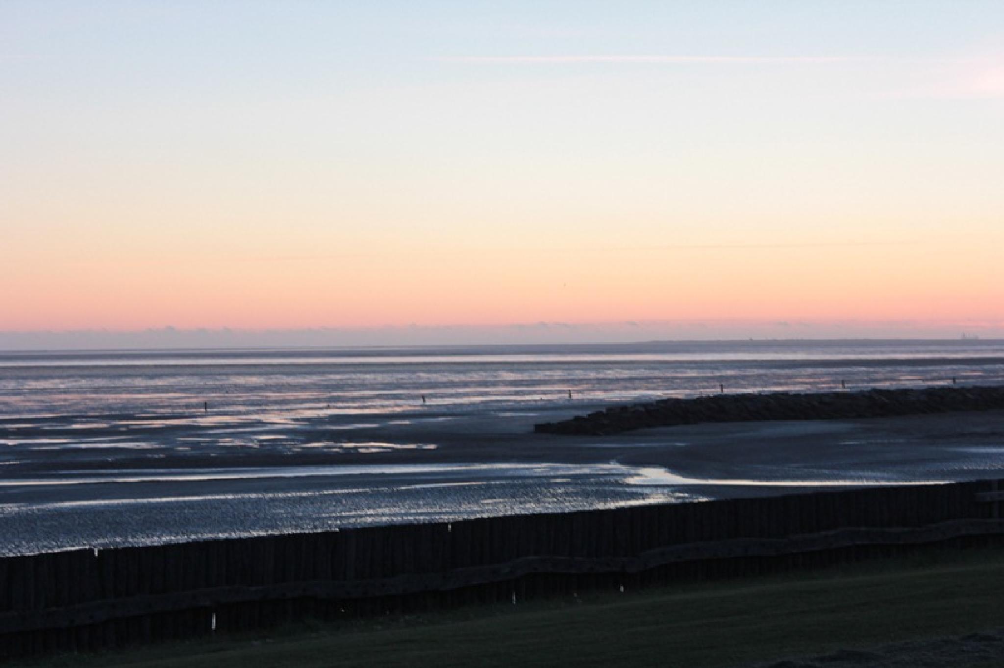 North sea Neuwerk by britta