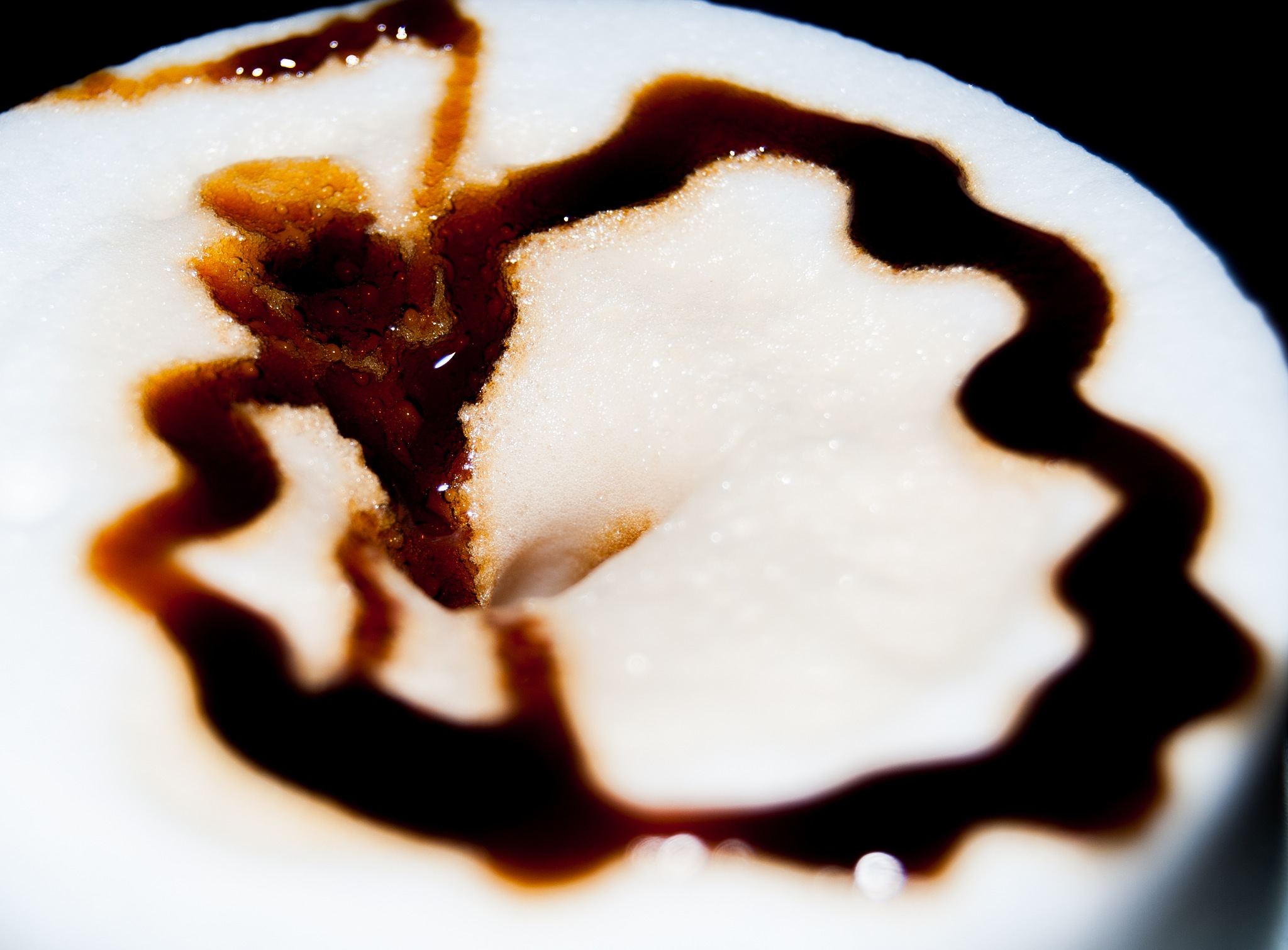 fun with a coffee by Thomas Adamski