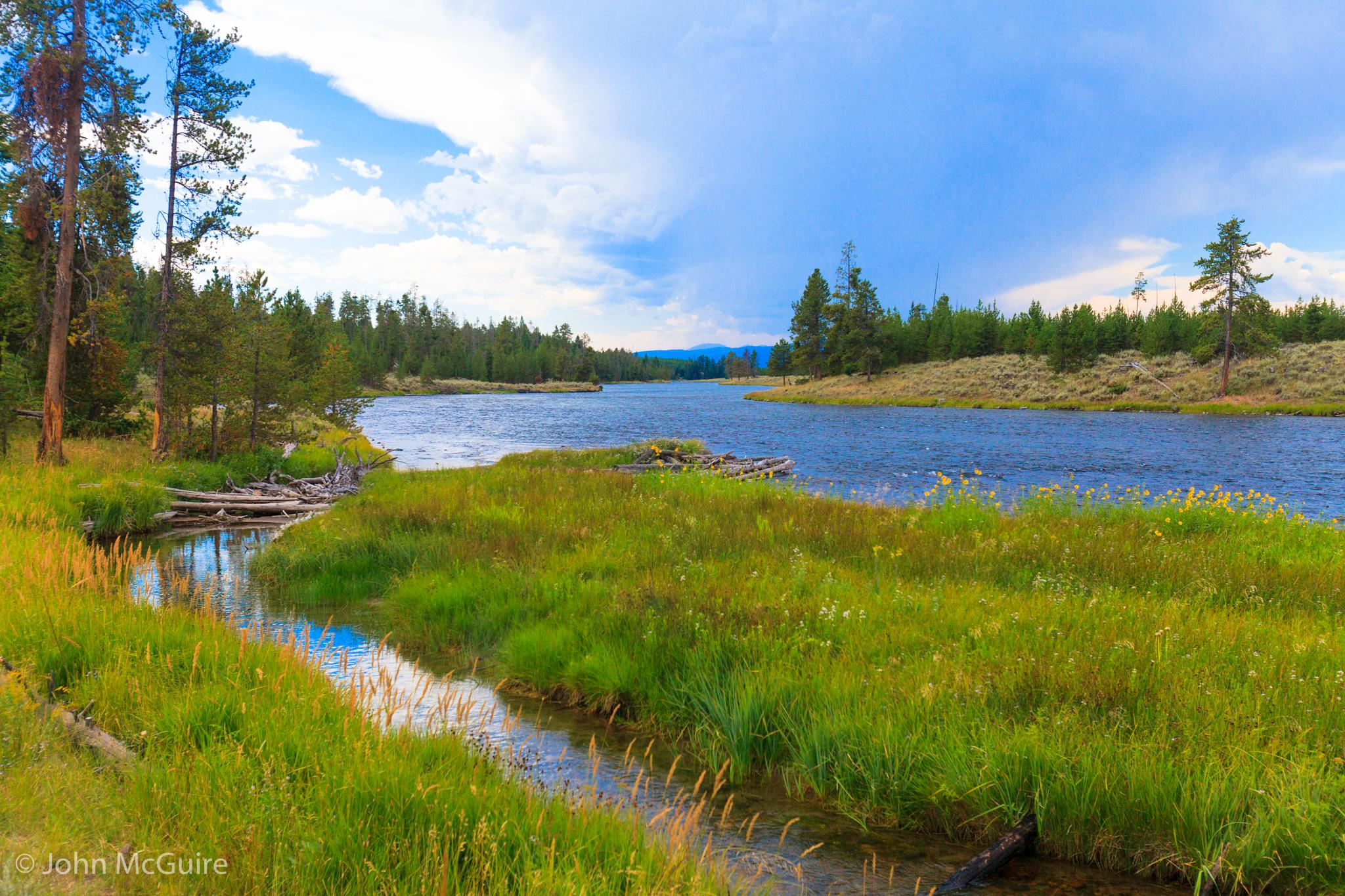 Yellowstone National Park  by JohnMcGuire