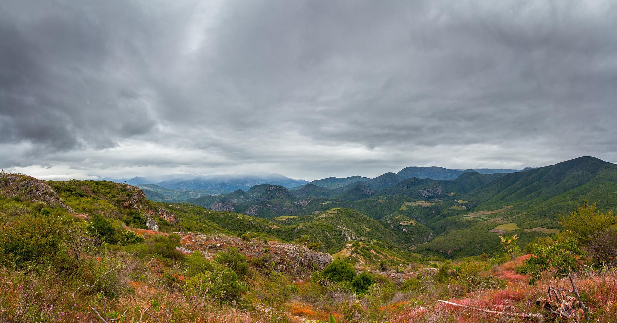 mountains  by Georgios Xenakis