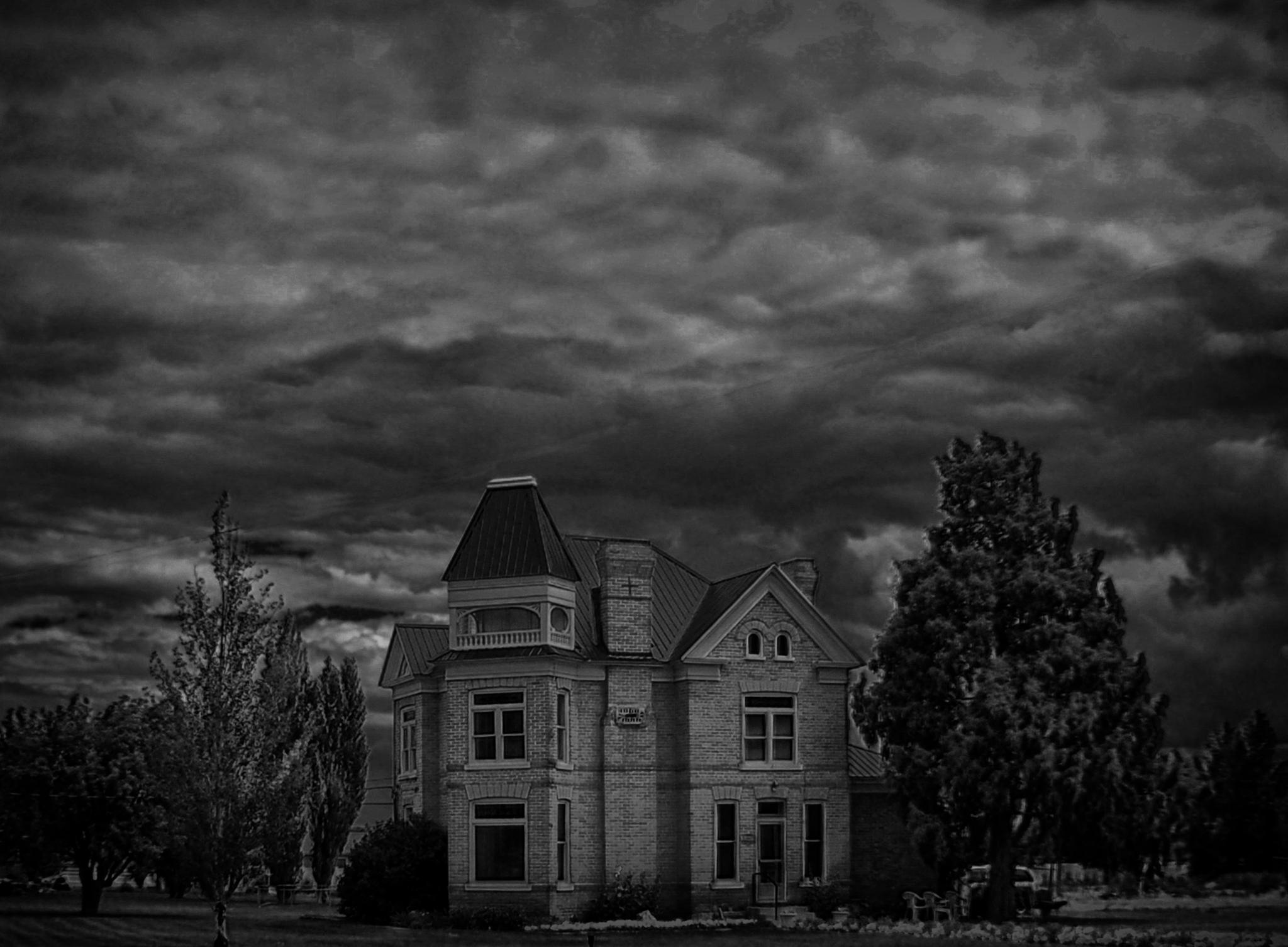 Haunted House by Fred Higgins