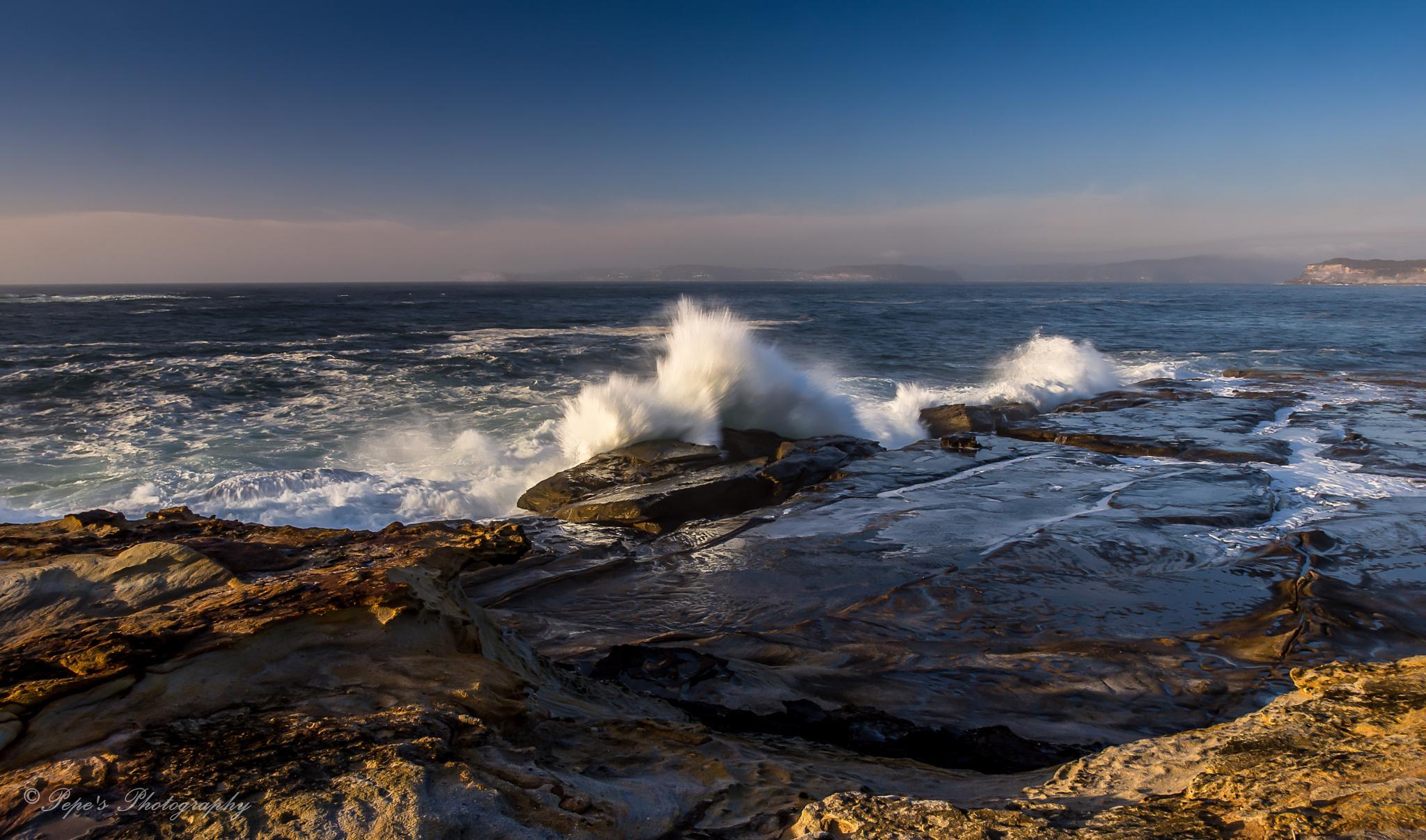 Seascape by PepeRojas