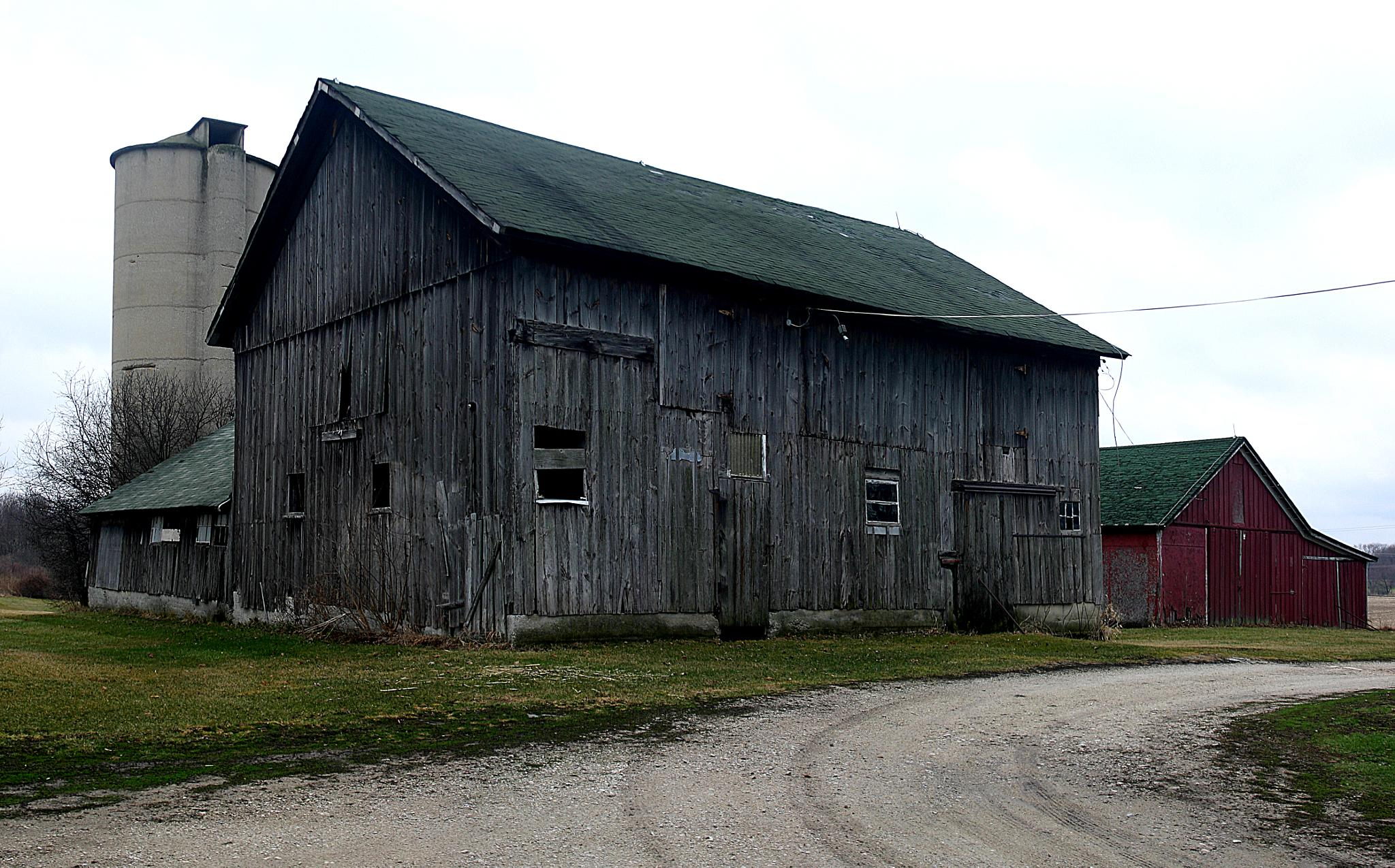 old farm by ejdelamora