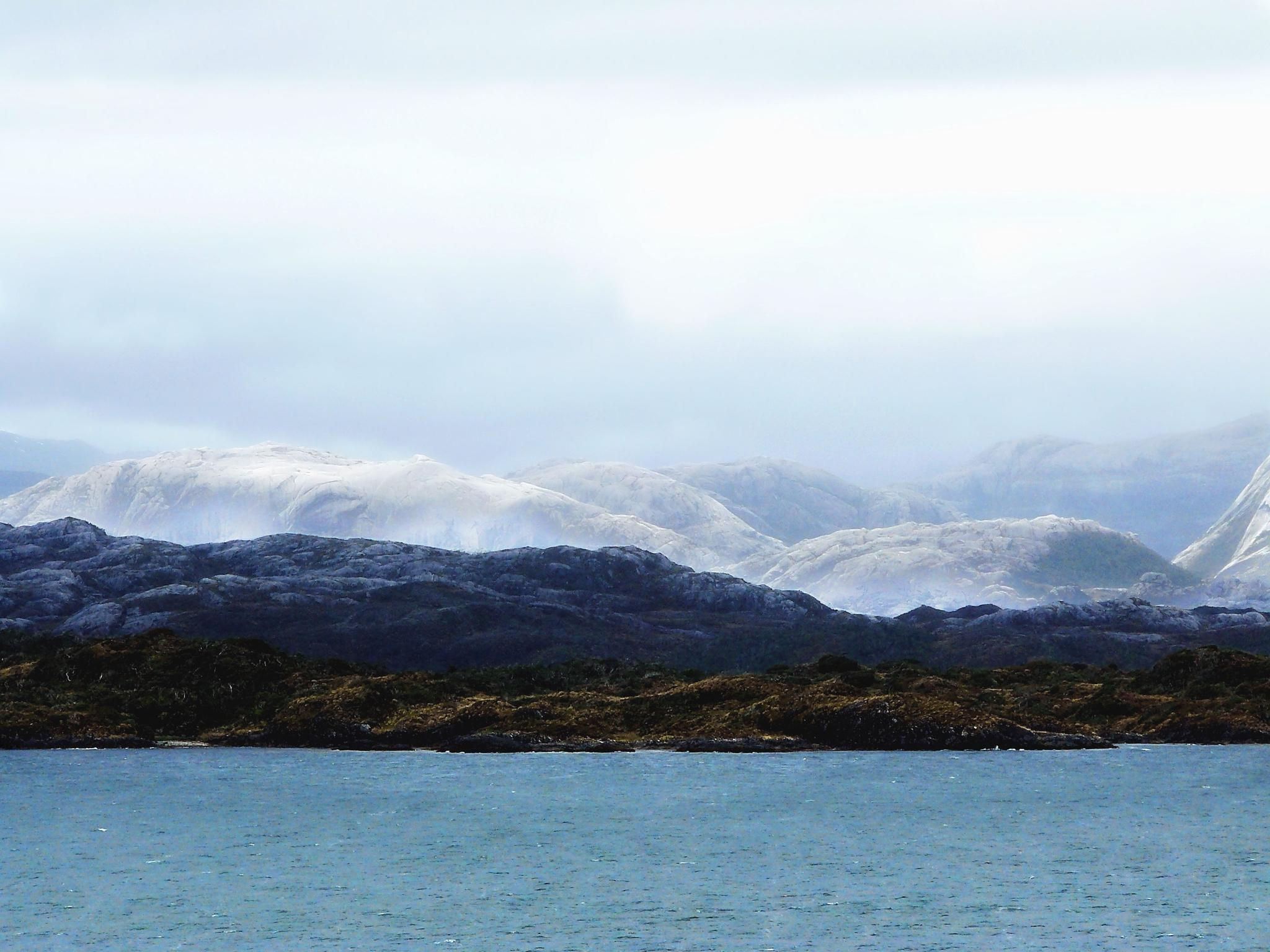 Chilean fiords by ochemodan