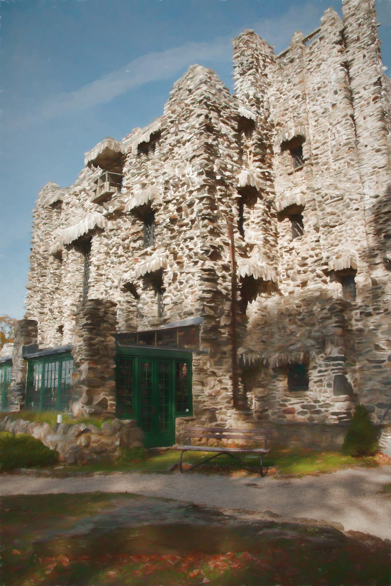 Gillette Castle by ochemodan