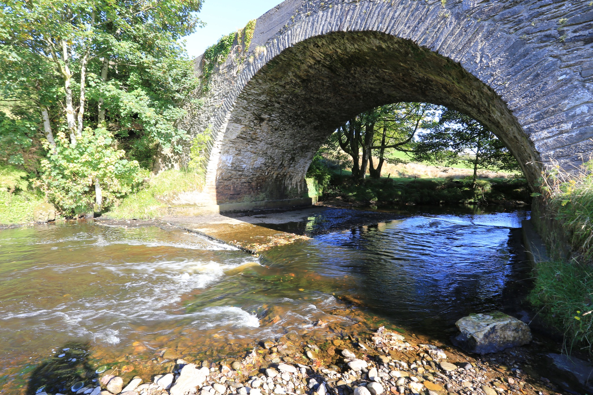 Magherabrack Bridge by gaffer.lyons