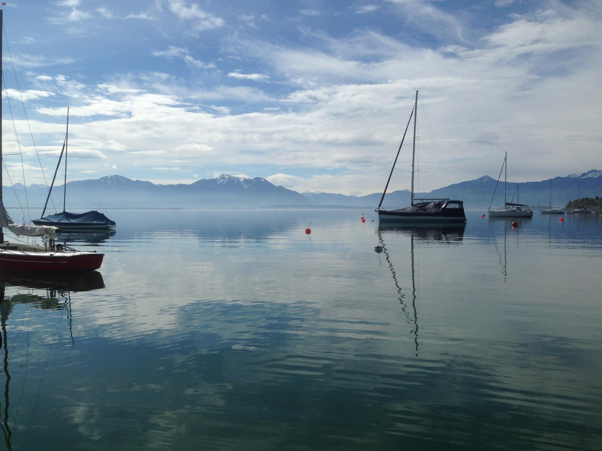 Chiemsee, Bavaria by GabrieleHeiss