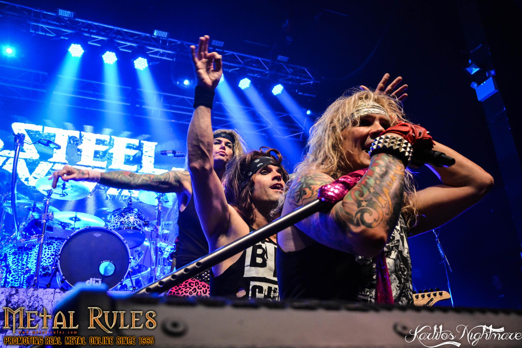 Steel Panther by karlatrainer