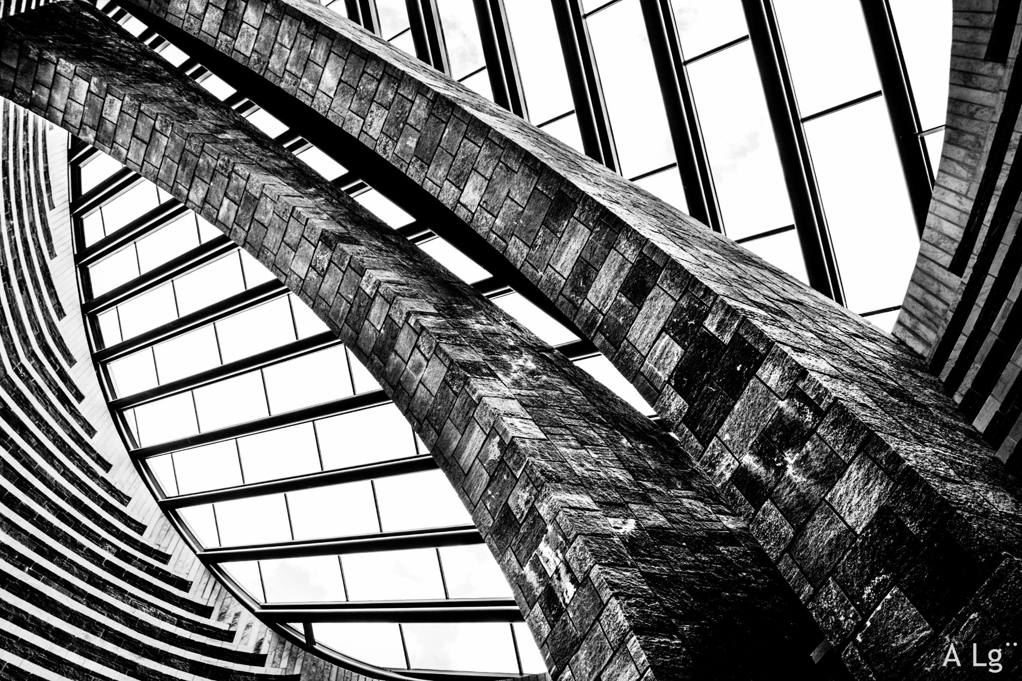 Lines by AL G¨ Photography