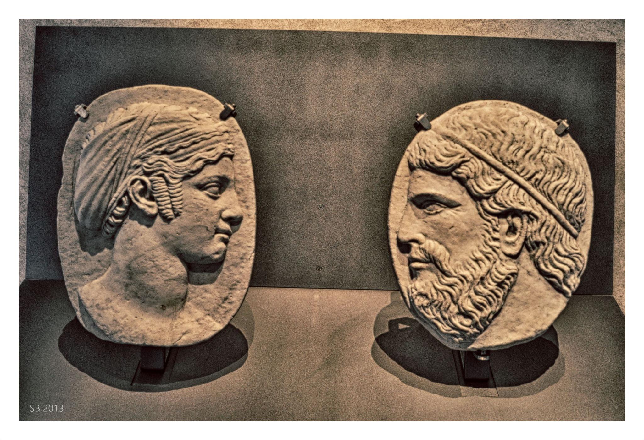 National Museum Ducato Spoleto II by S t e v e B e s t