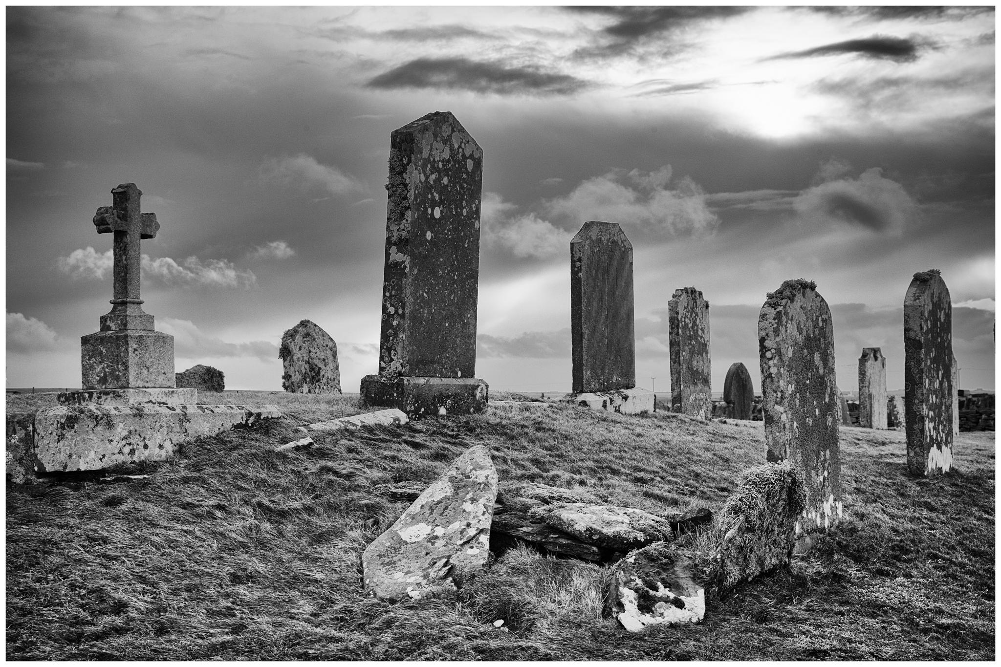 Burness Stones by isegarth