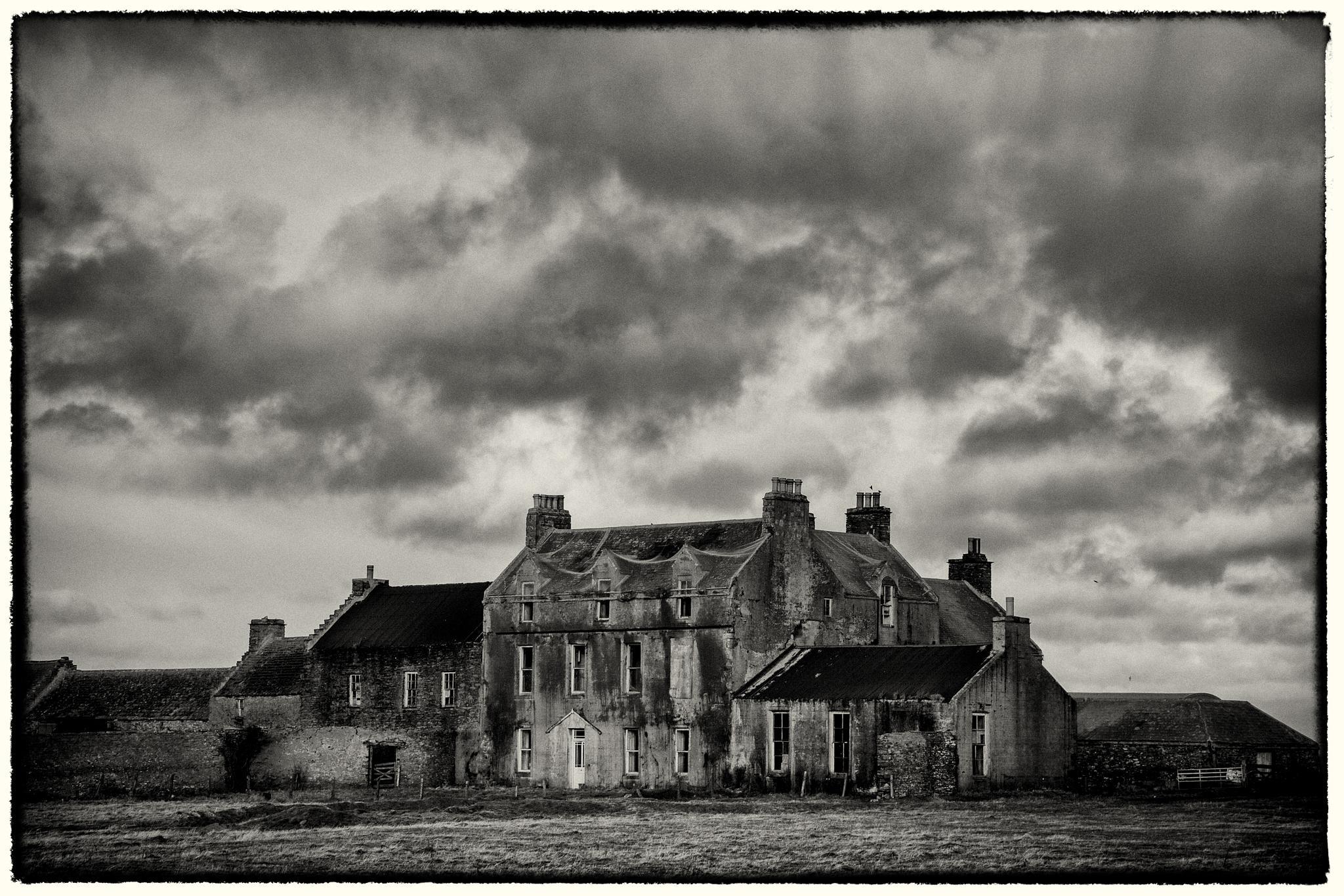 Scar House by isegarth