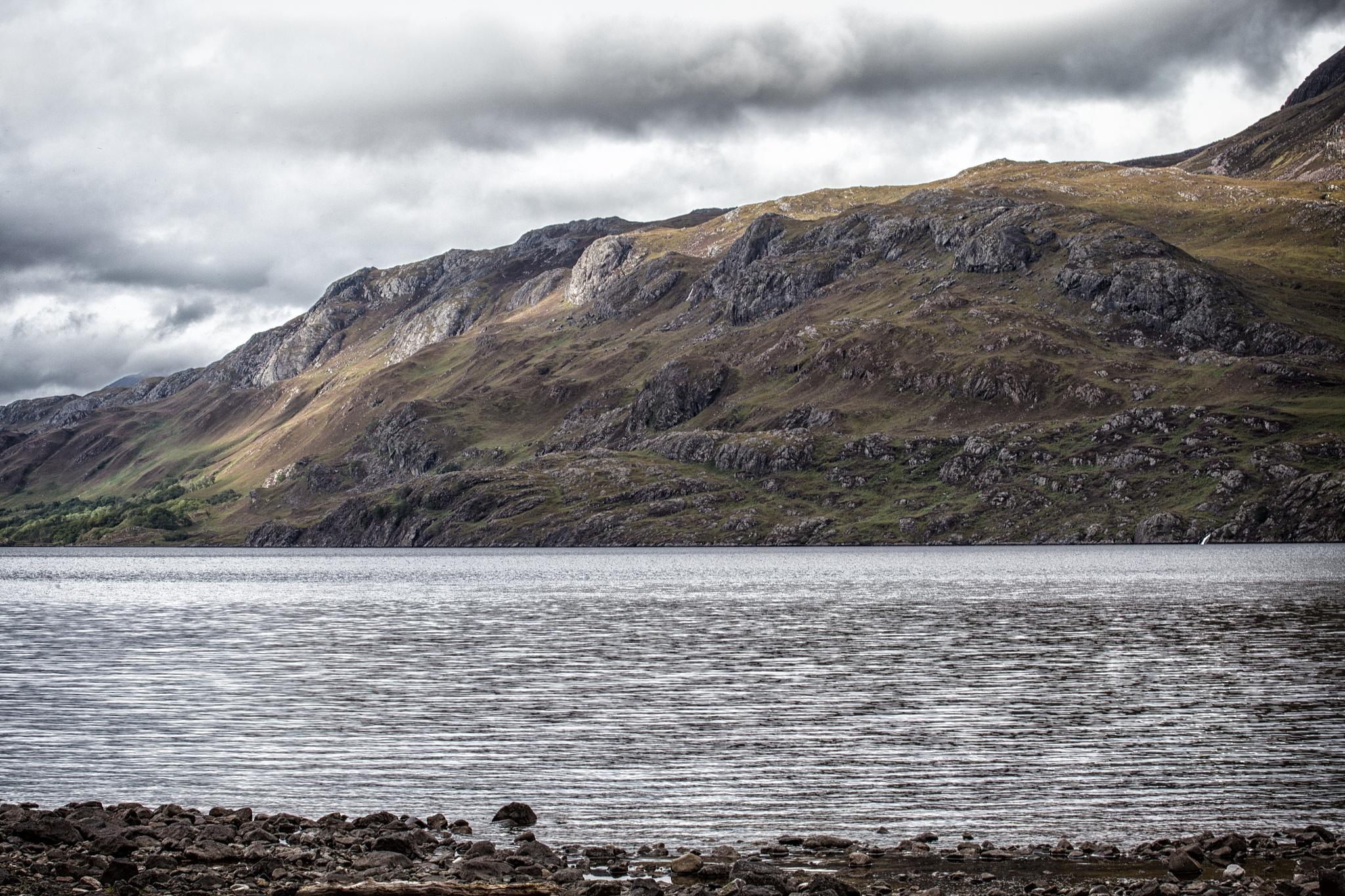 Loch Maree by isegarth