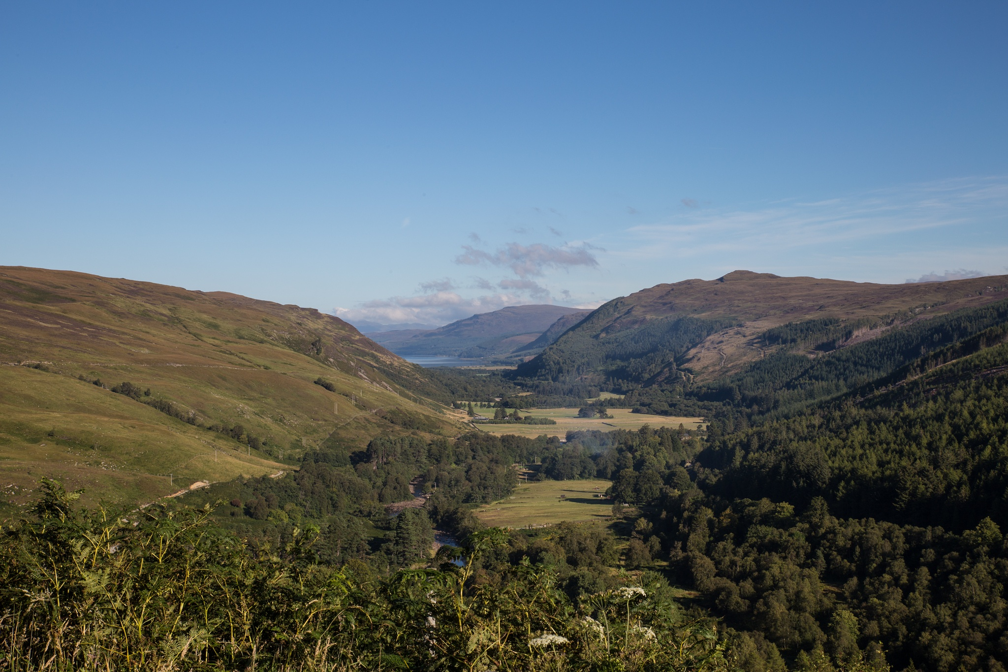 Towards Loch Broom by isegarth