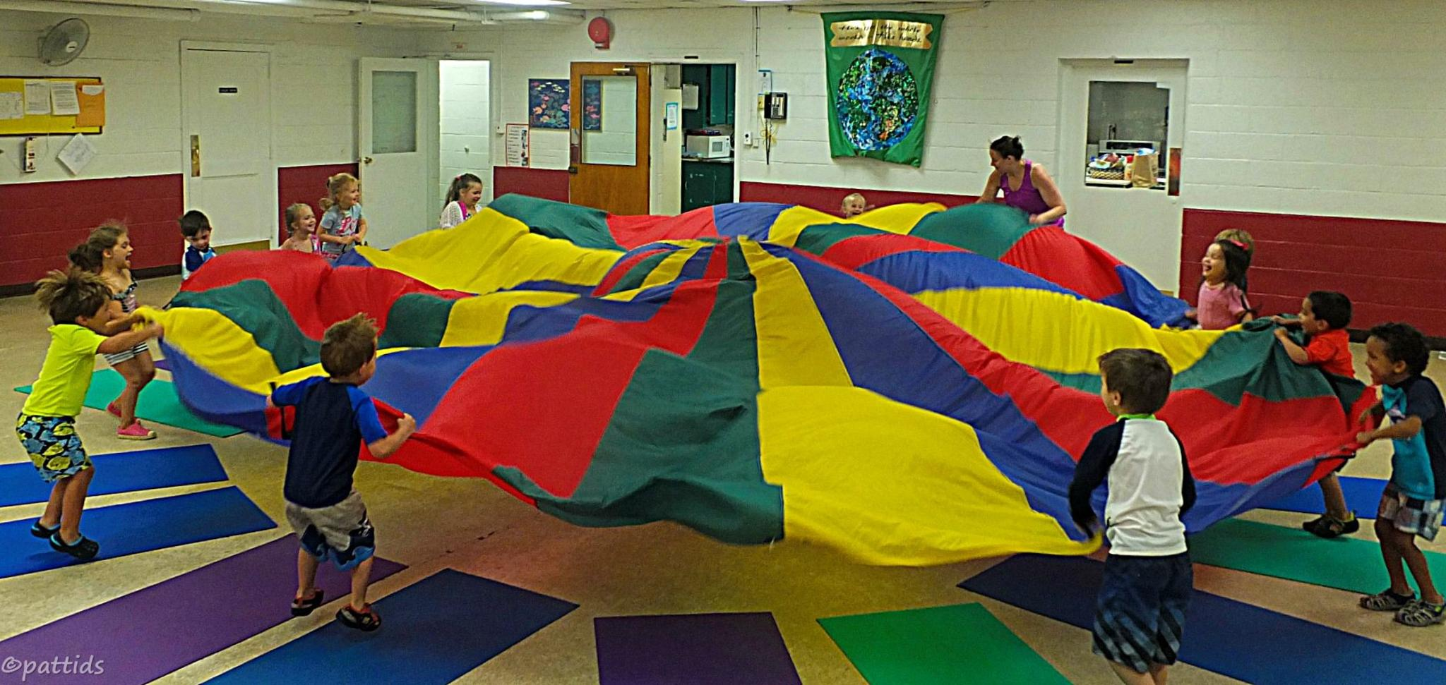 more parachute fun by pattids