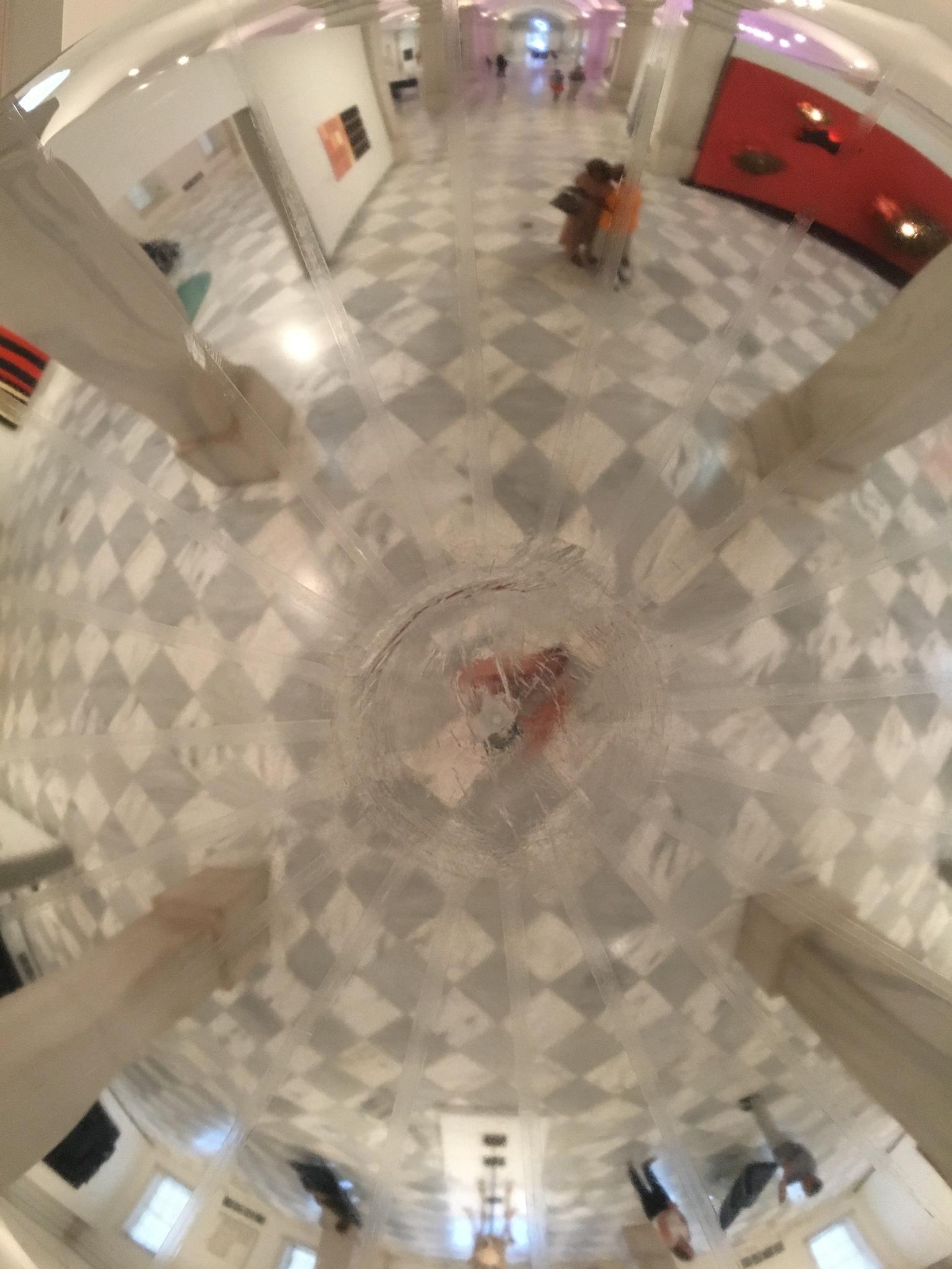 Under a globe by glassworx2