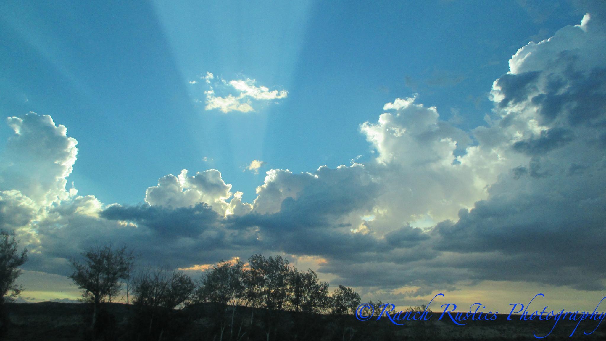 Lighted Sky by peteyfoozer1