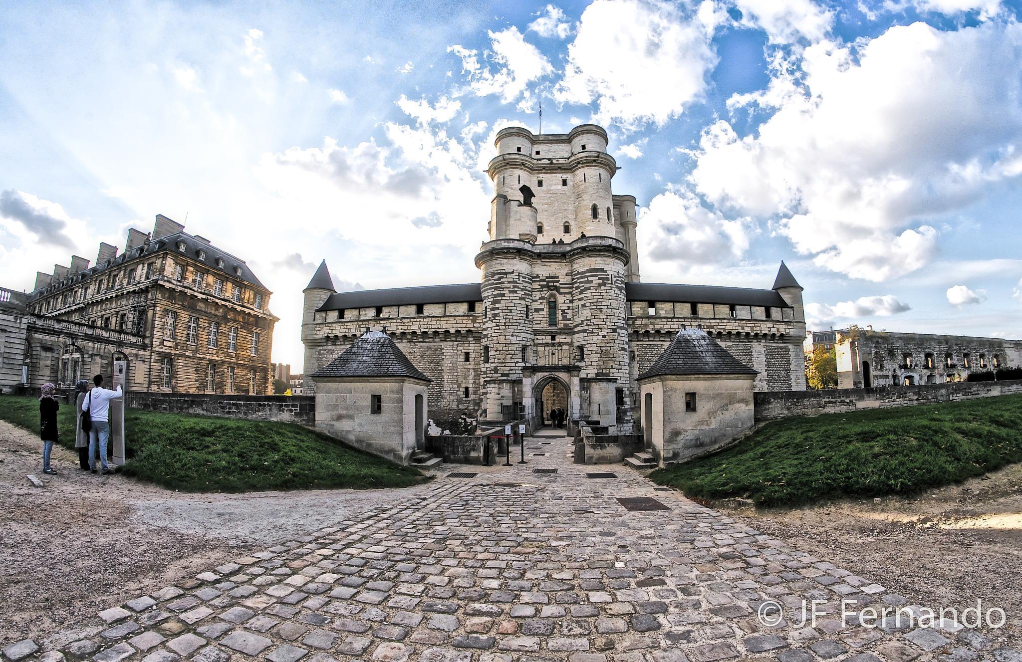Château de Vincennes by JF Fernando