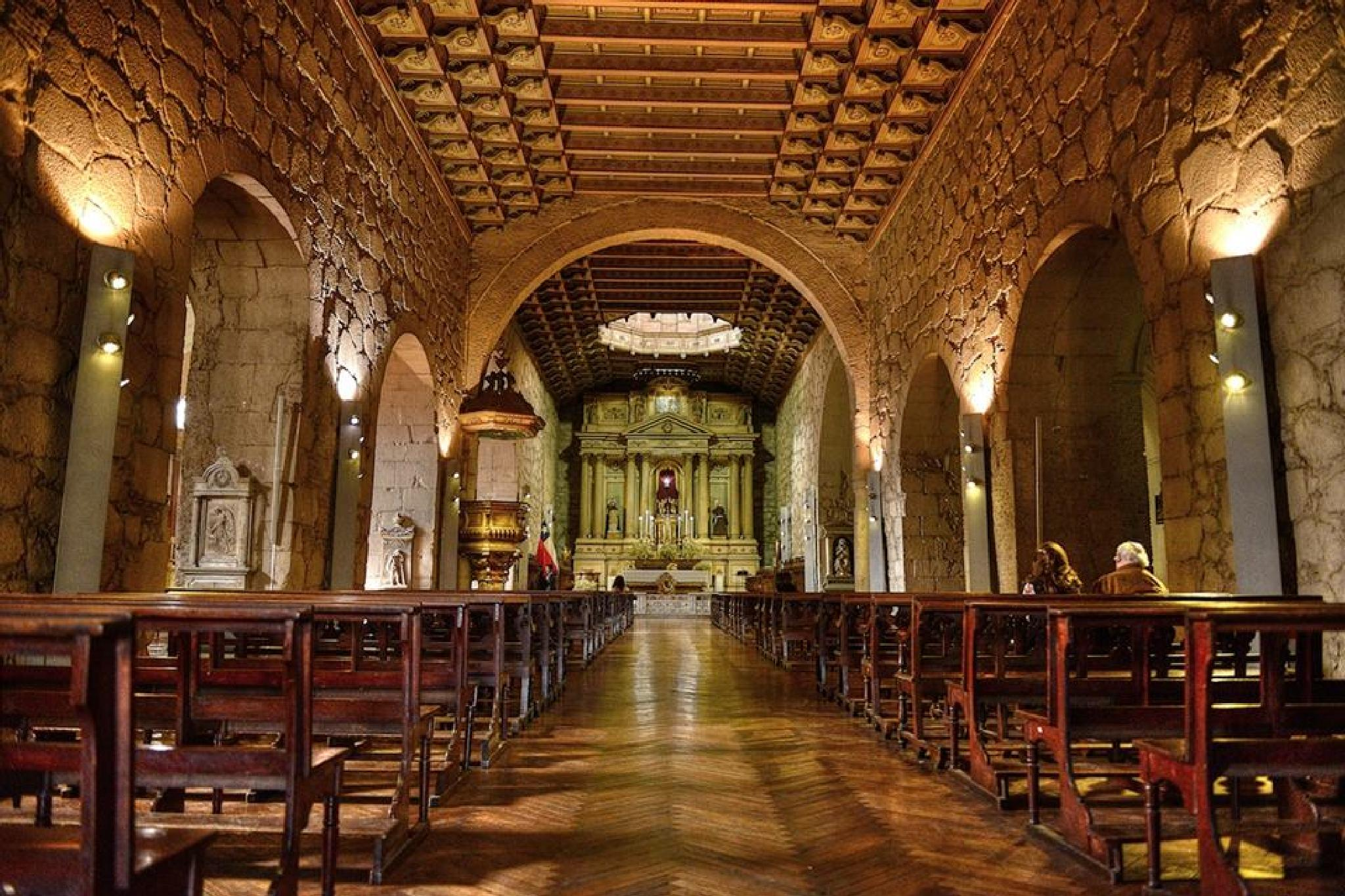 church by JF Fernando