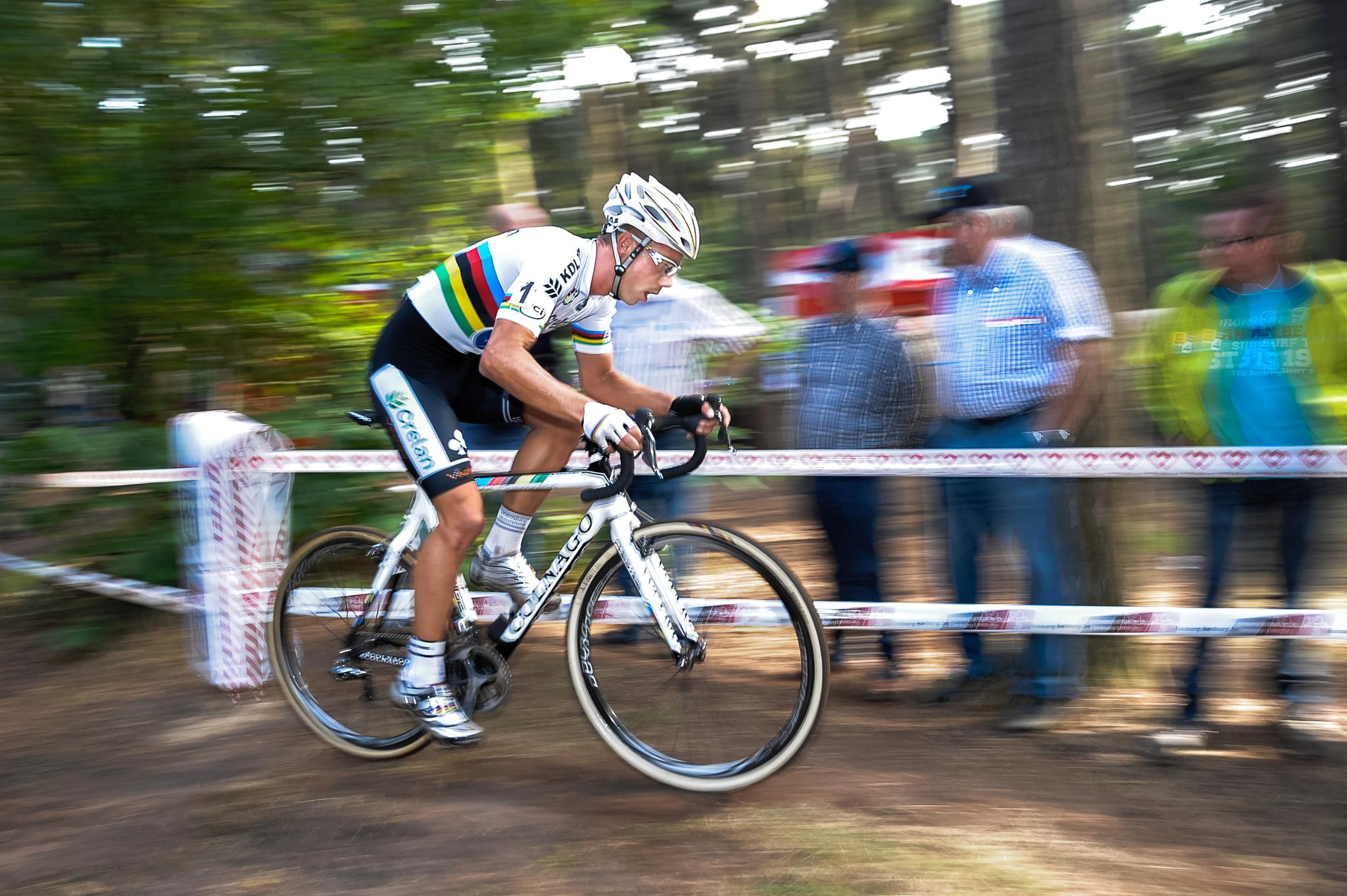 Sven Nys by Roland Pipeleers