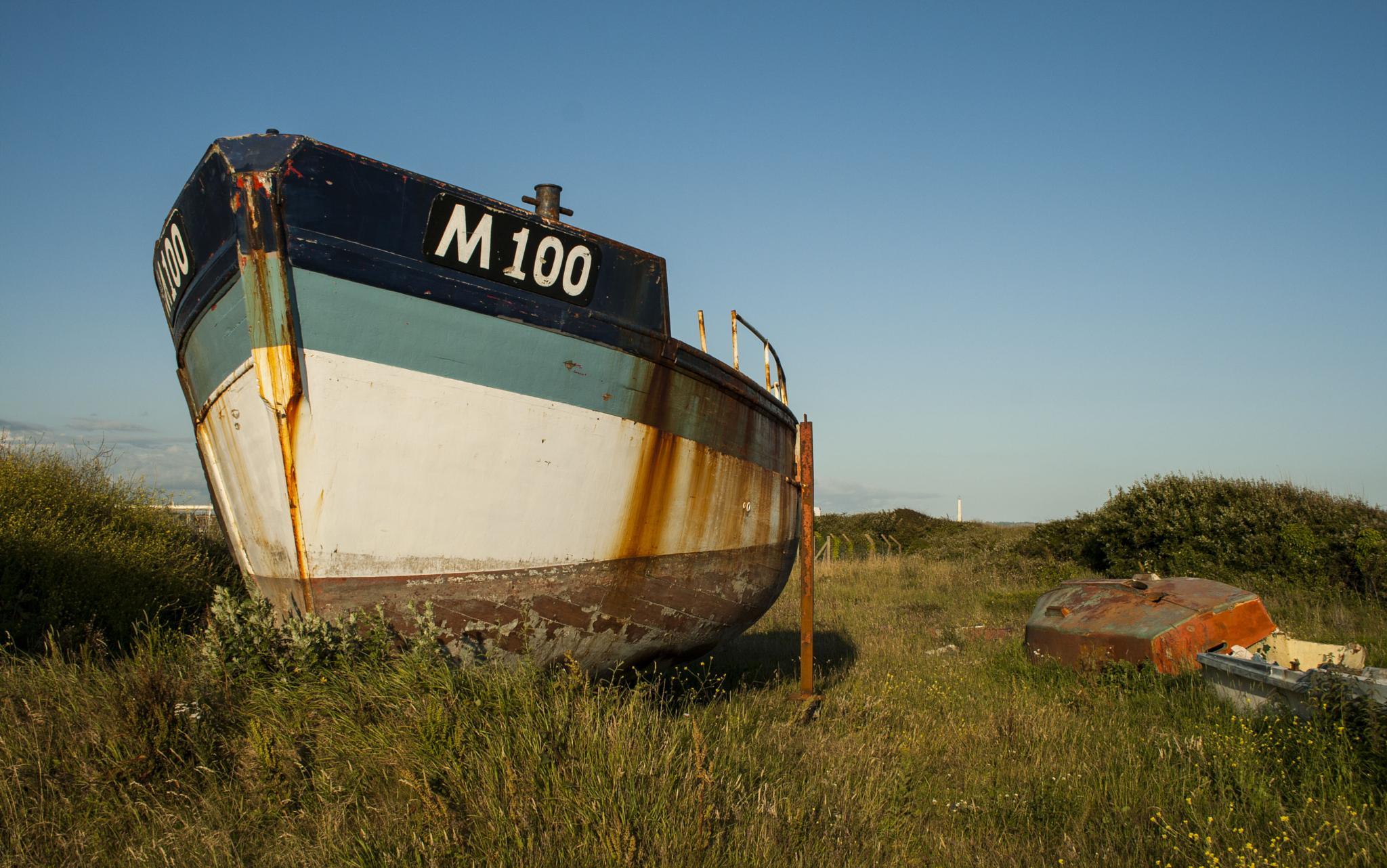 Boat by linom