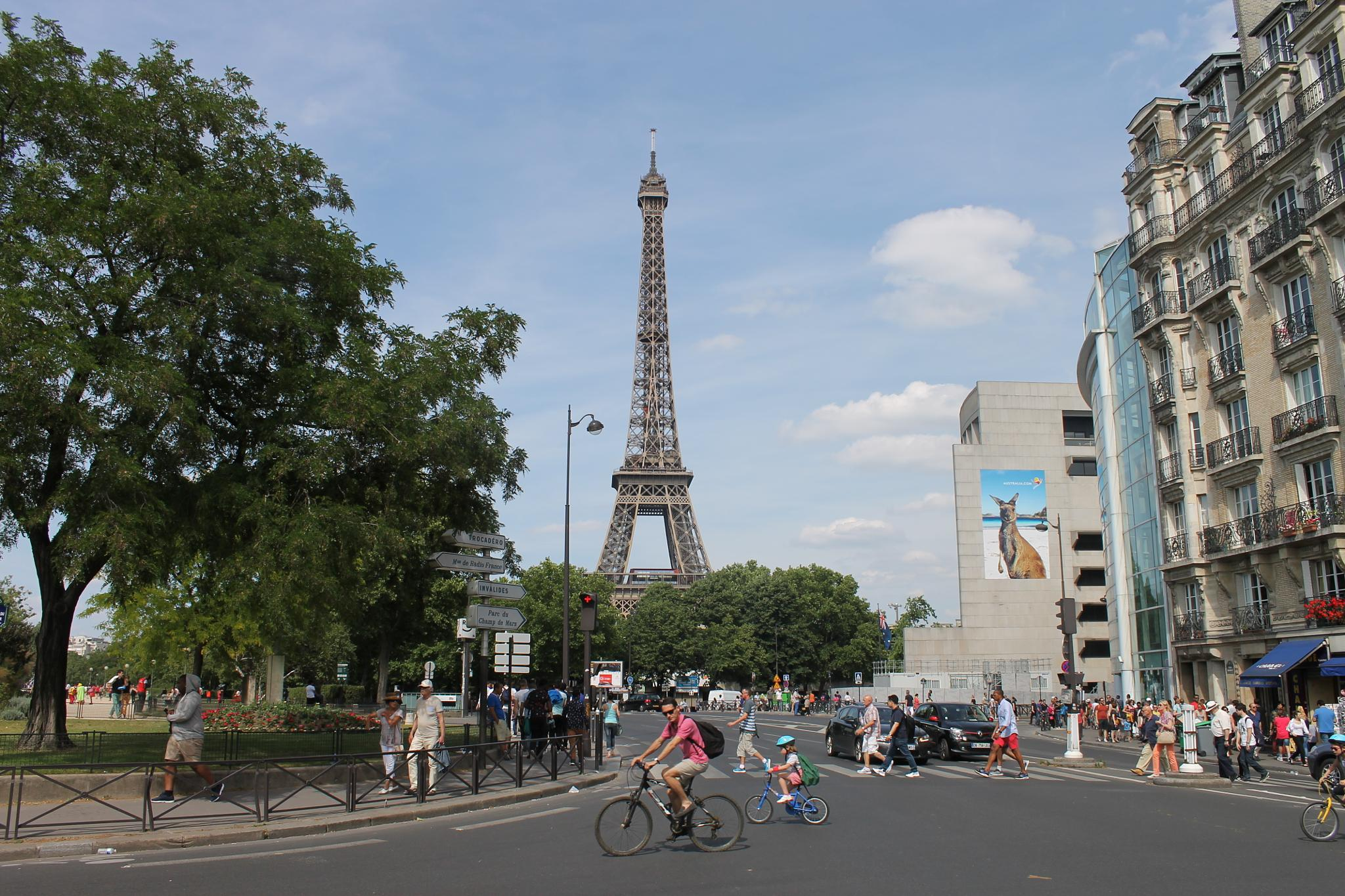 Paris by Janez Štros