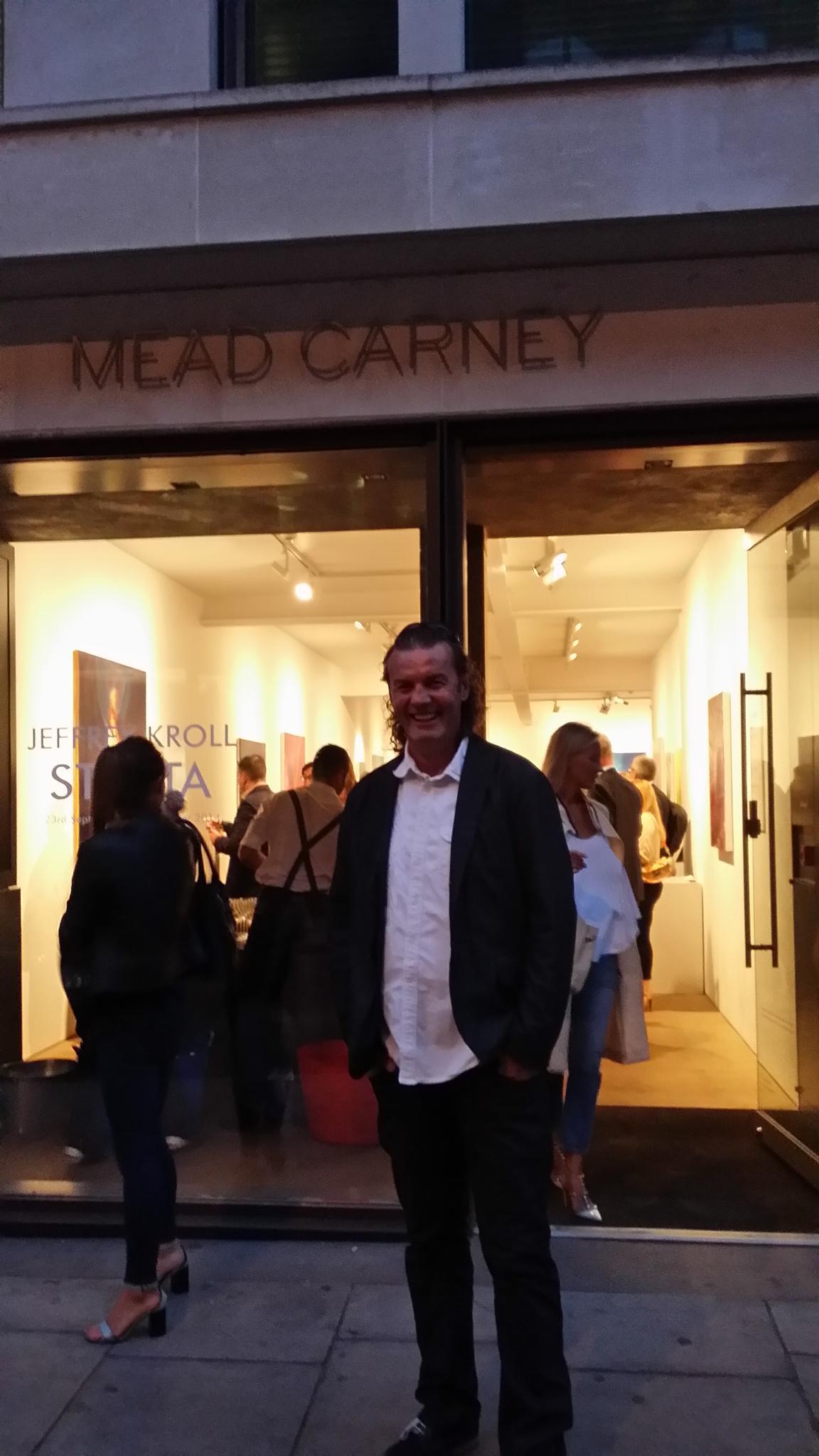 Mead carney gallery London by Janez Štros