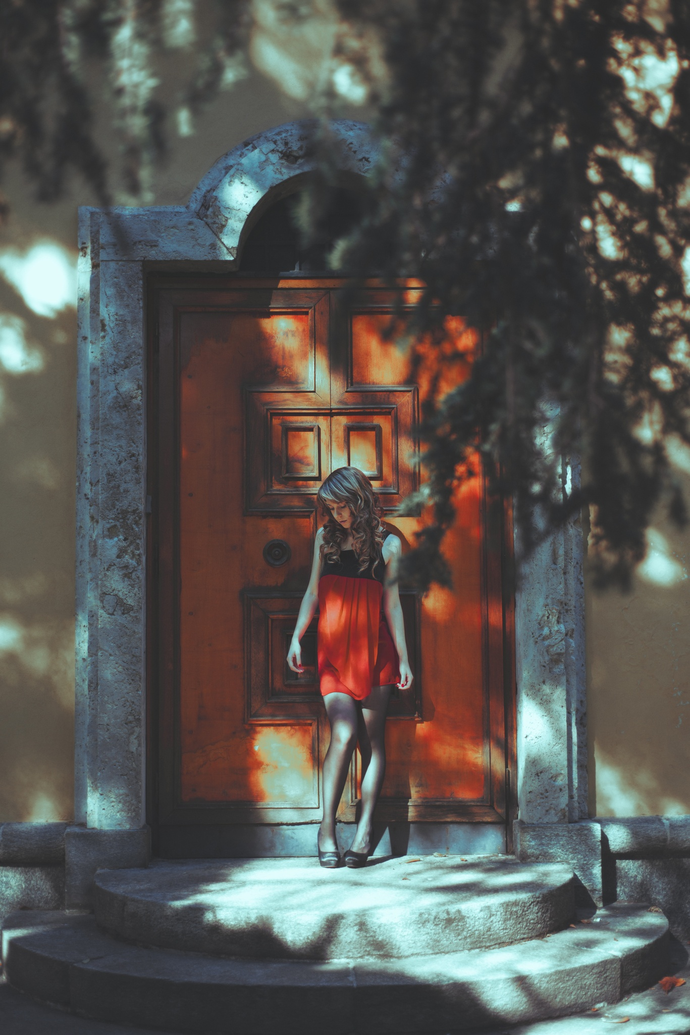 at the gates of wonderland by federica nardese photography